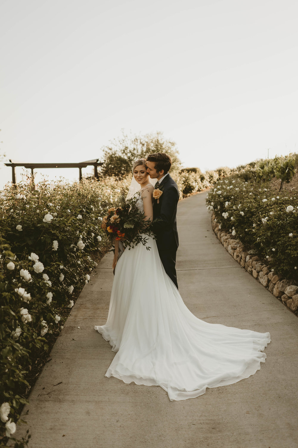 Aili + Austin - Serendipity Garden Weddings