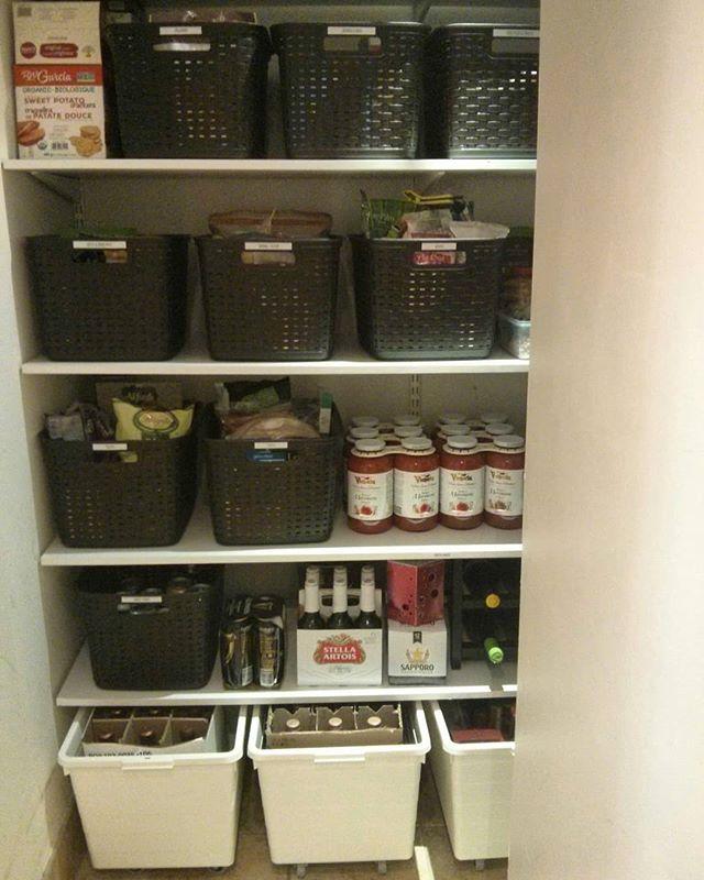 Holiday-ready pantry
