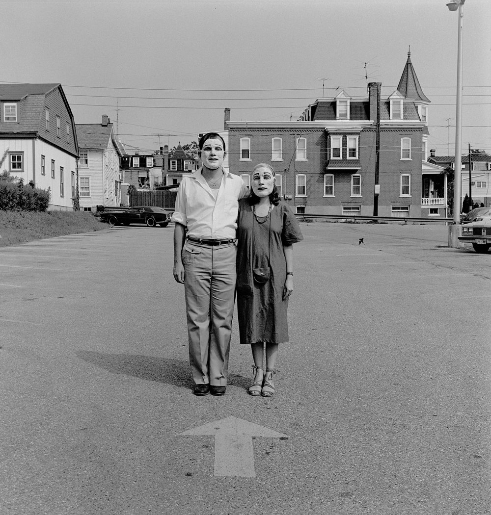 Ron and Diana in Allentown