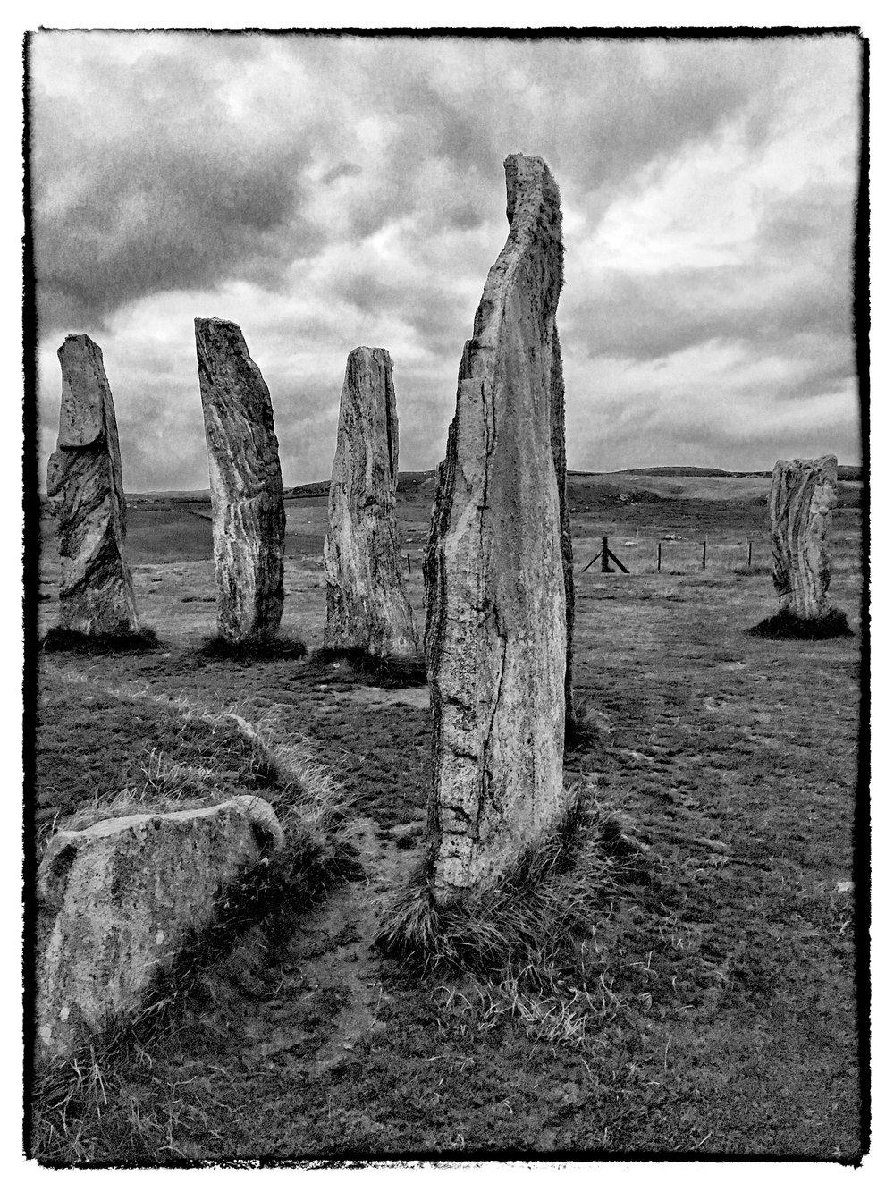 Callanish Stones 4