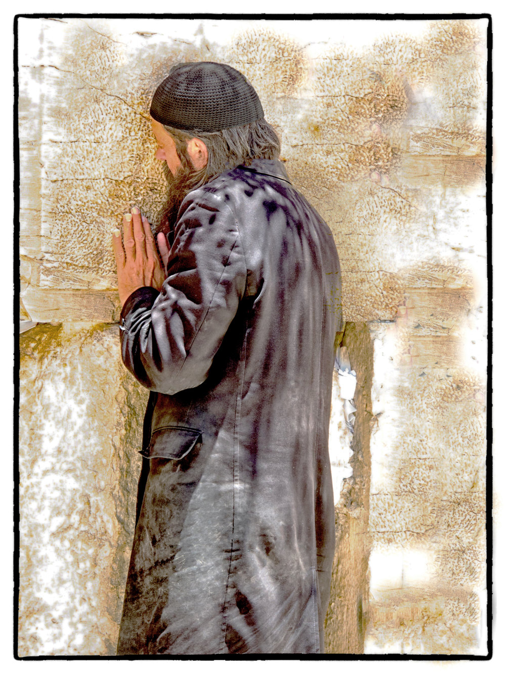 A Prayer at the Western Wall