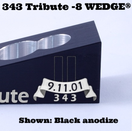 343 Tribute - 8 WEDGE