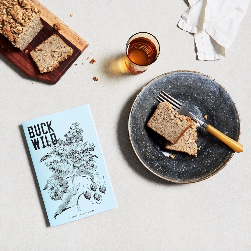 The Grain Share Zine  Colorful stories, recipes & grainfully bad puns