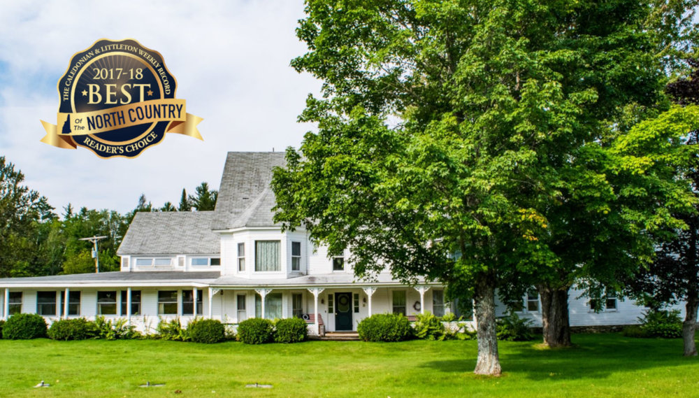 Welcome to the Wayside Inn & Restaurant -