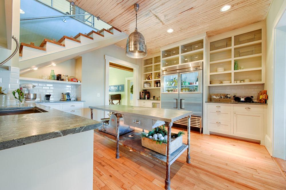 Next to PURE- Interior View- Kitchen/Bar Area