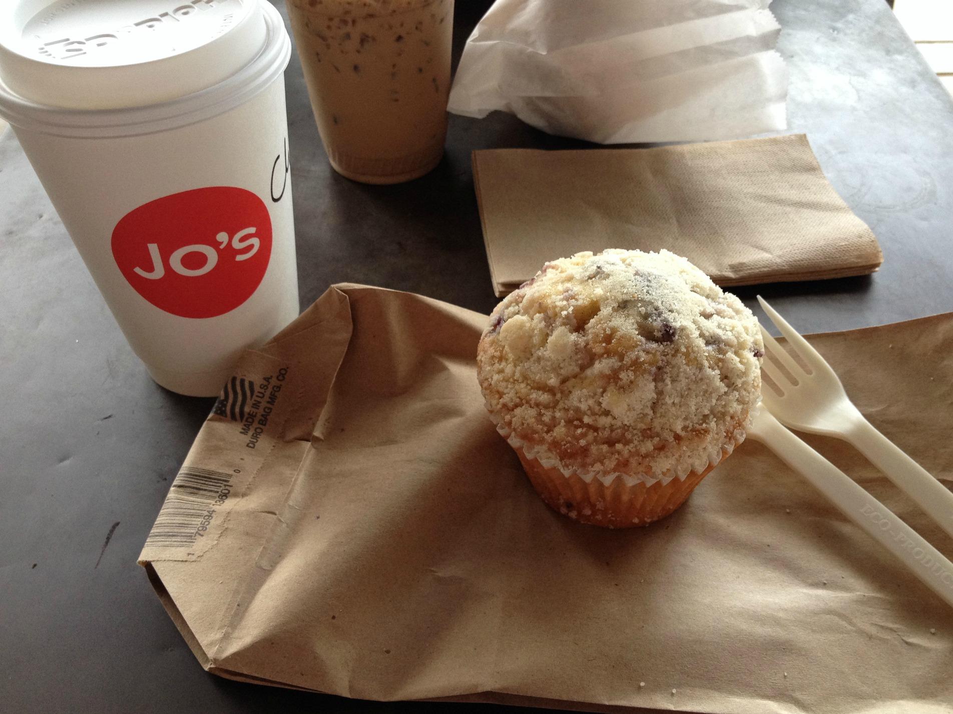 breakfast at jo's coffee