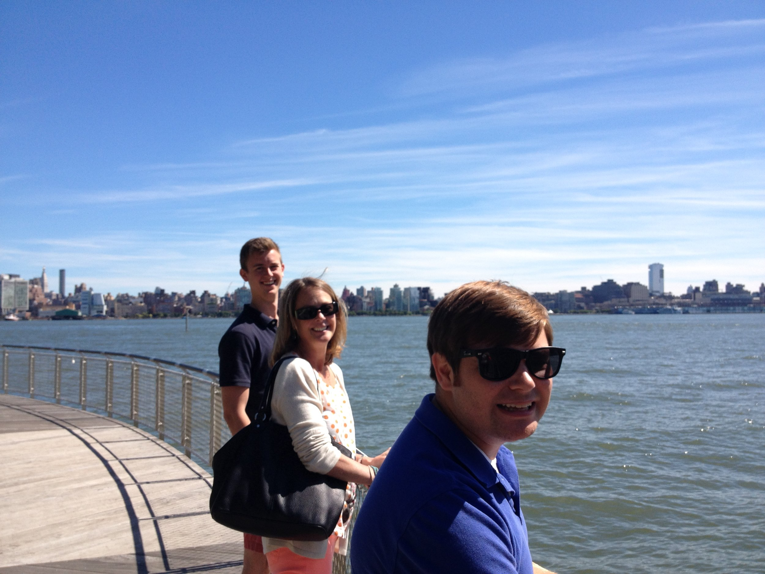A Visit to Hoboken