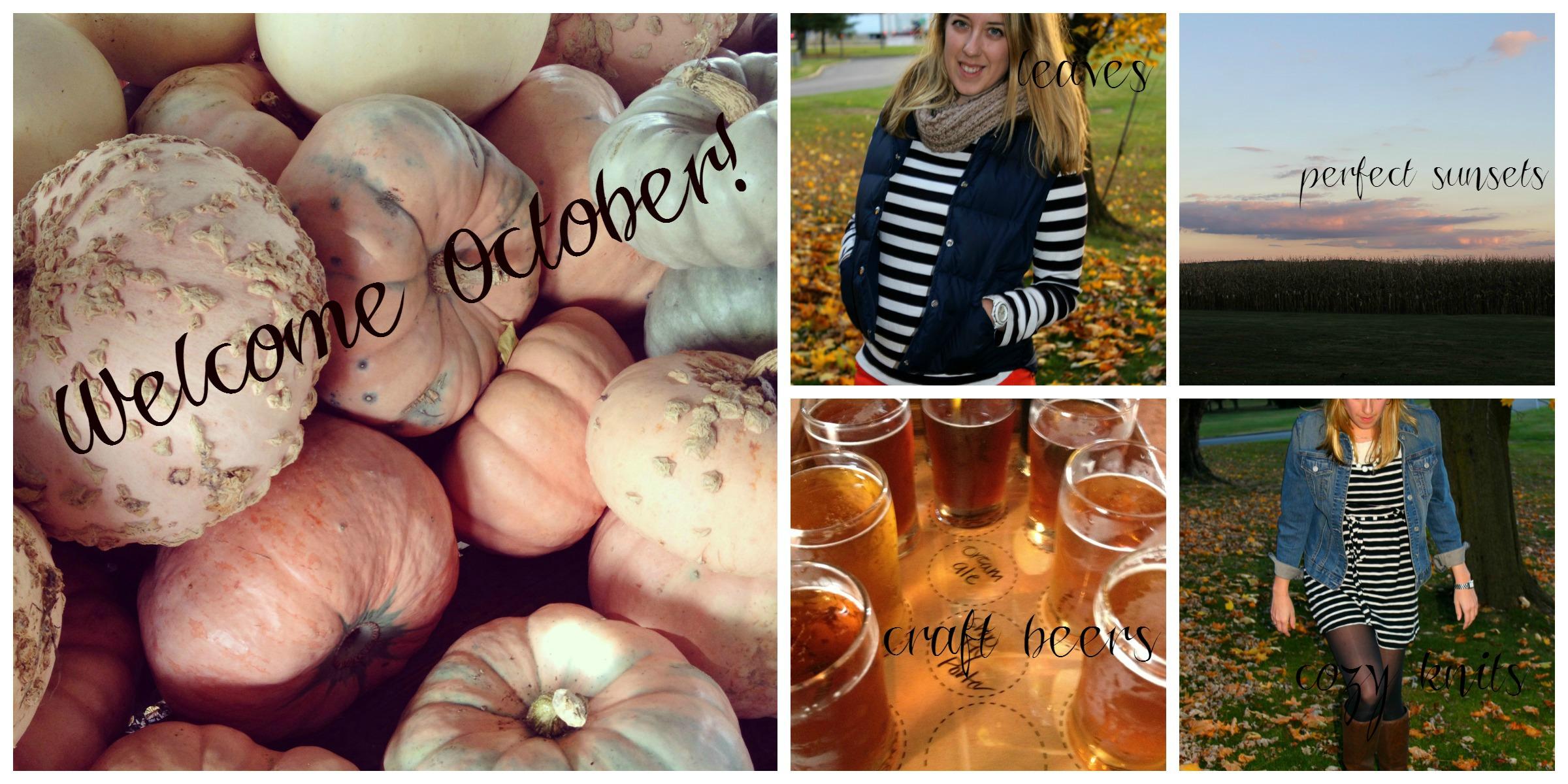 Yay October!