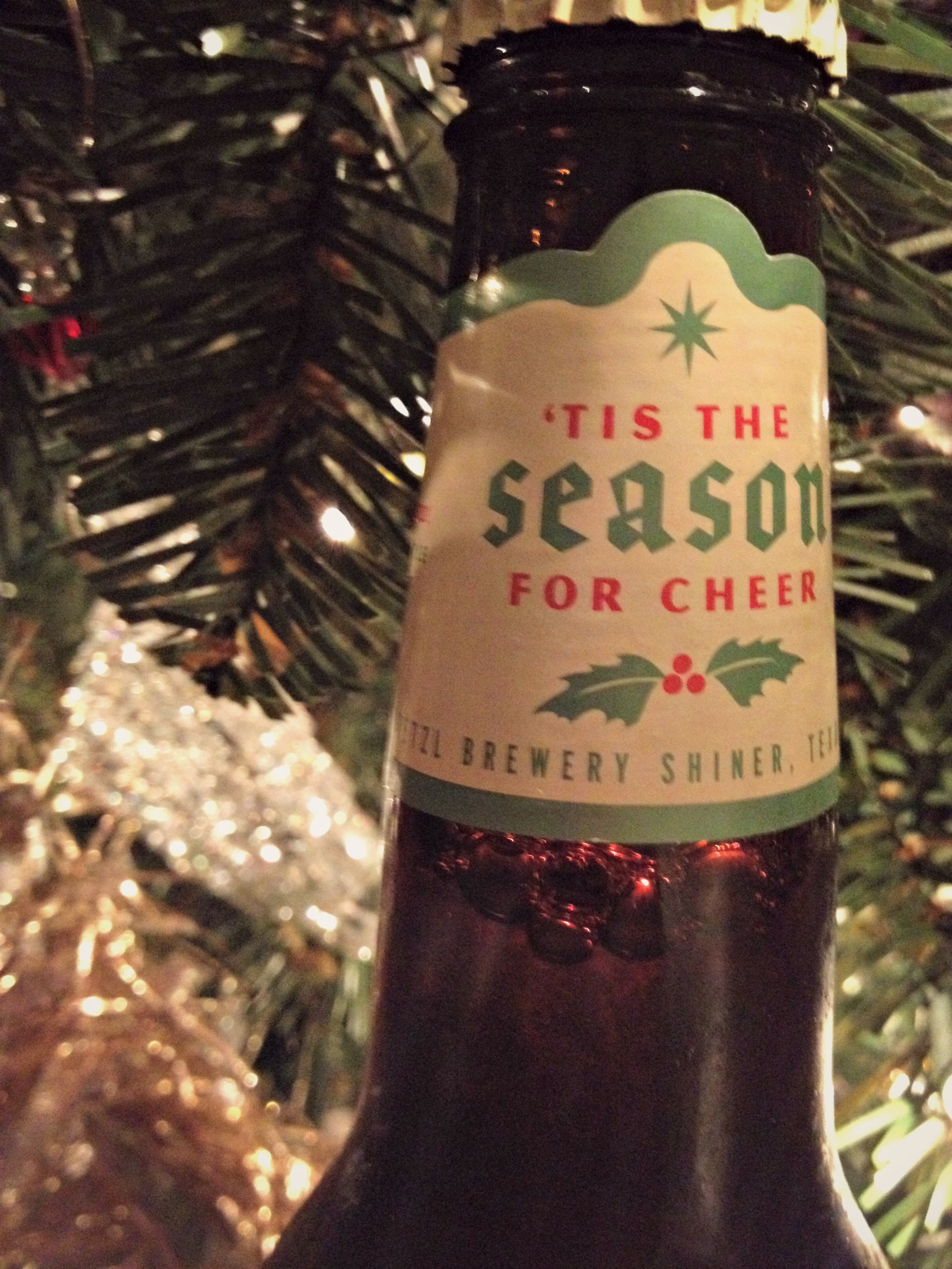 Tise the Season for Some Christmas Beer