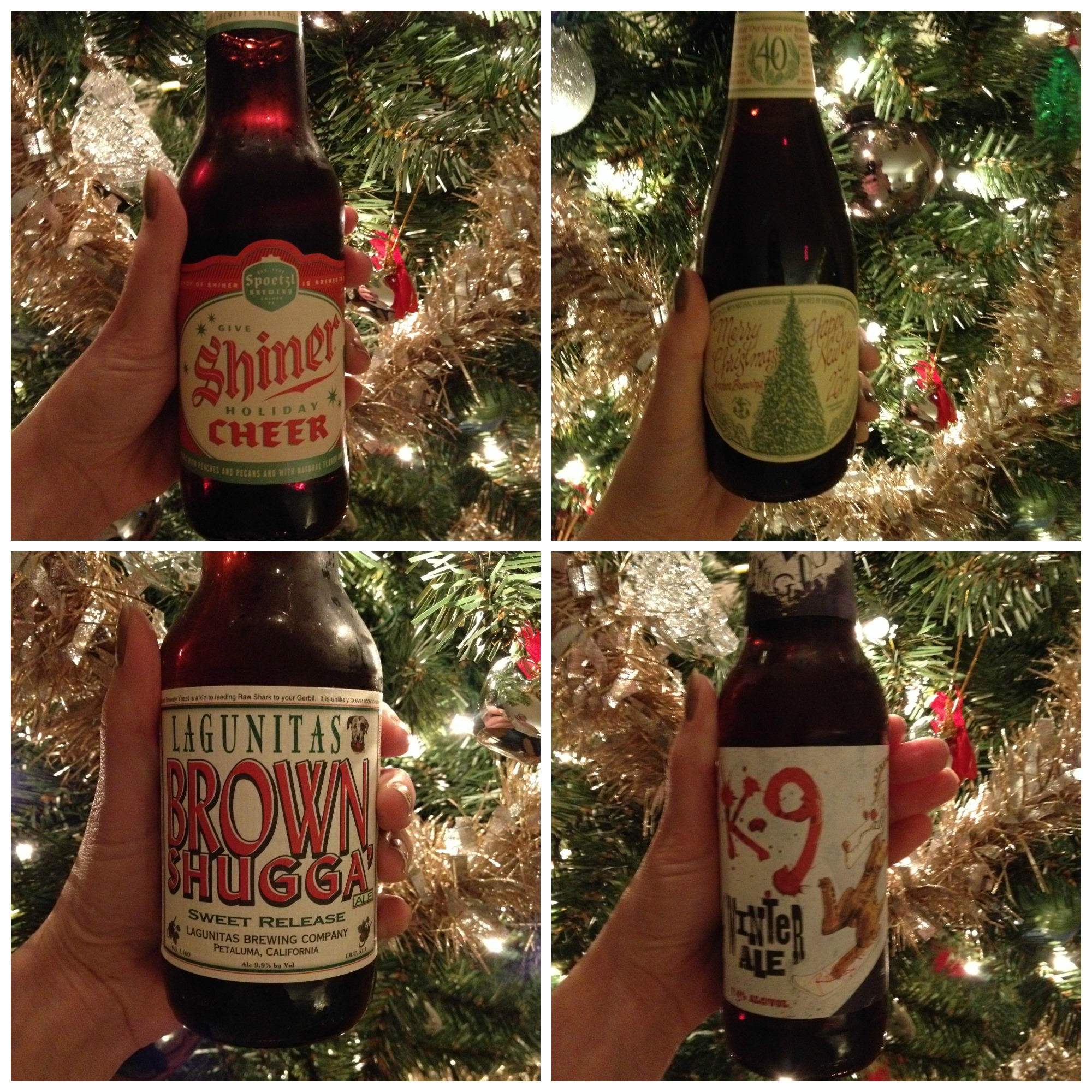 Tis the Season for Christmas Beer