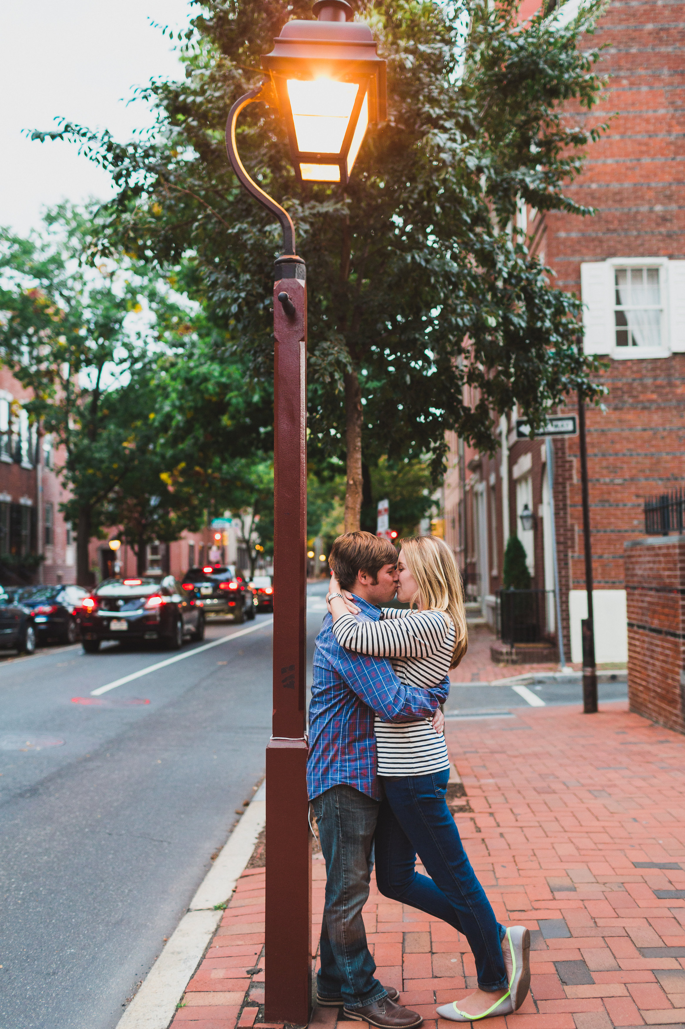 Philadelphia Engagement Photos