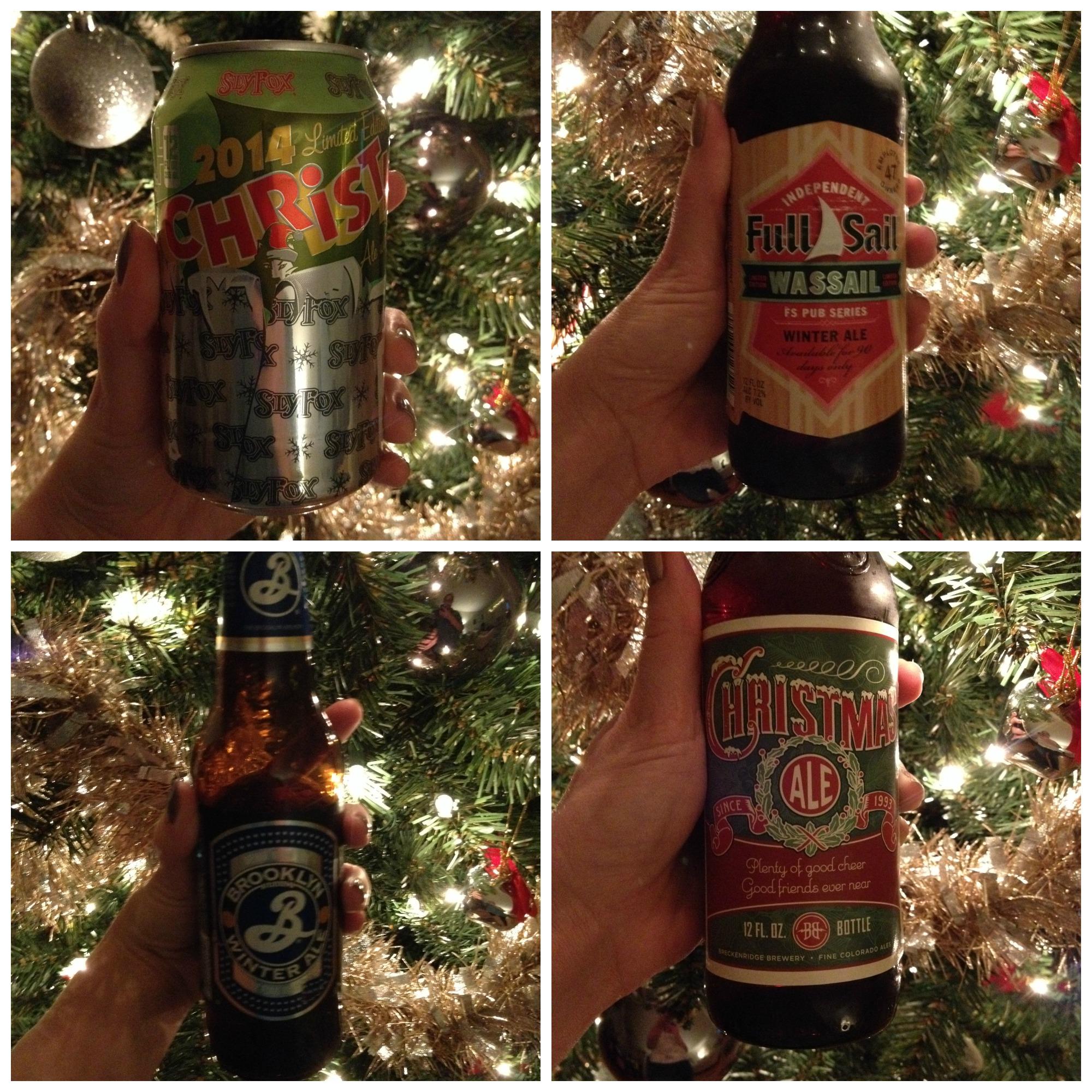 Tis the Season for Some Christmas Beer