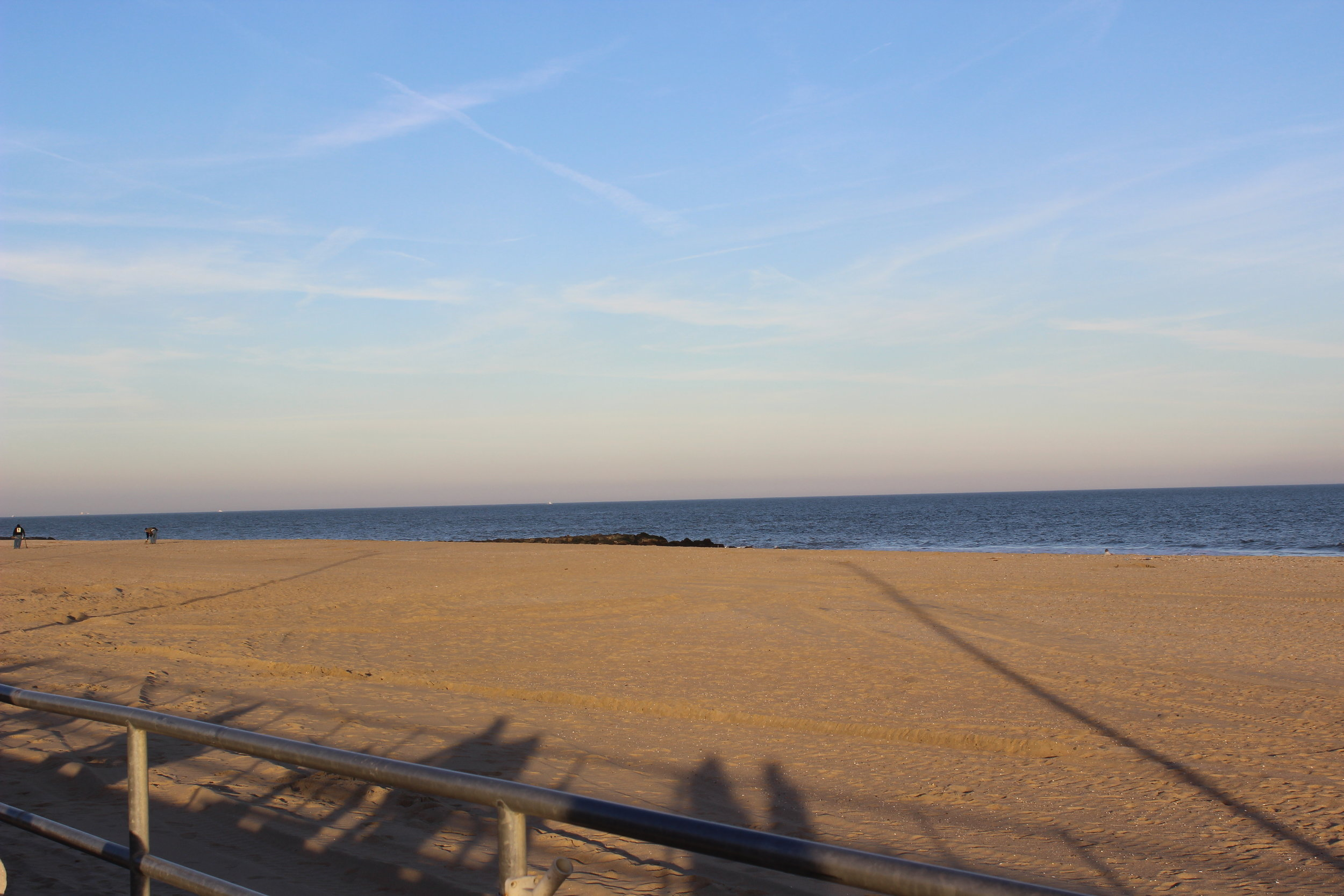Asbury Park in Winter