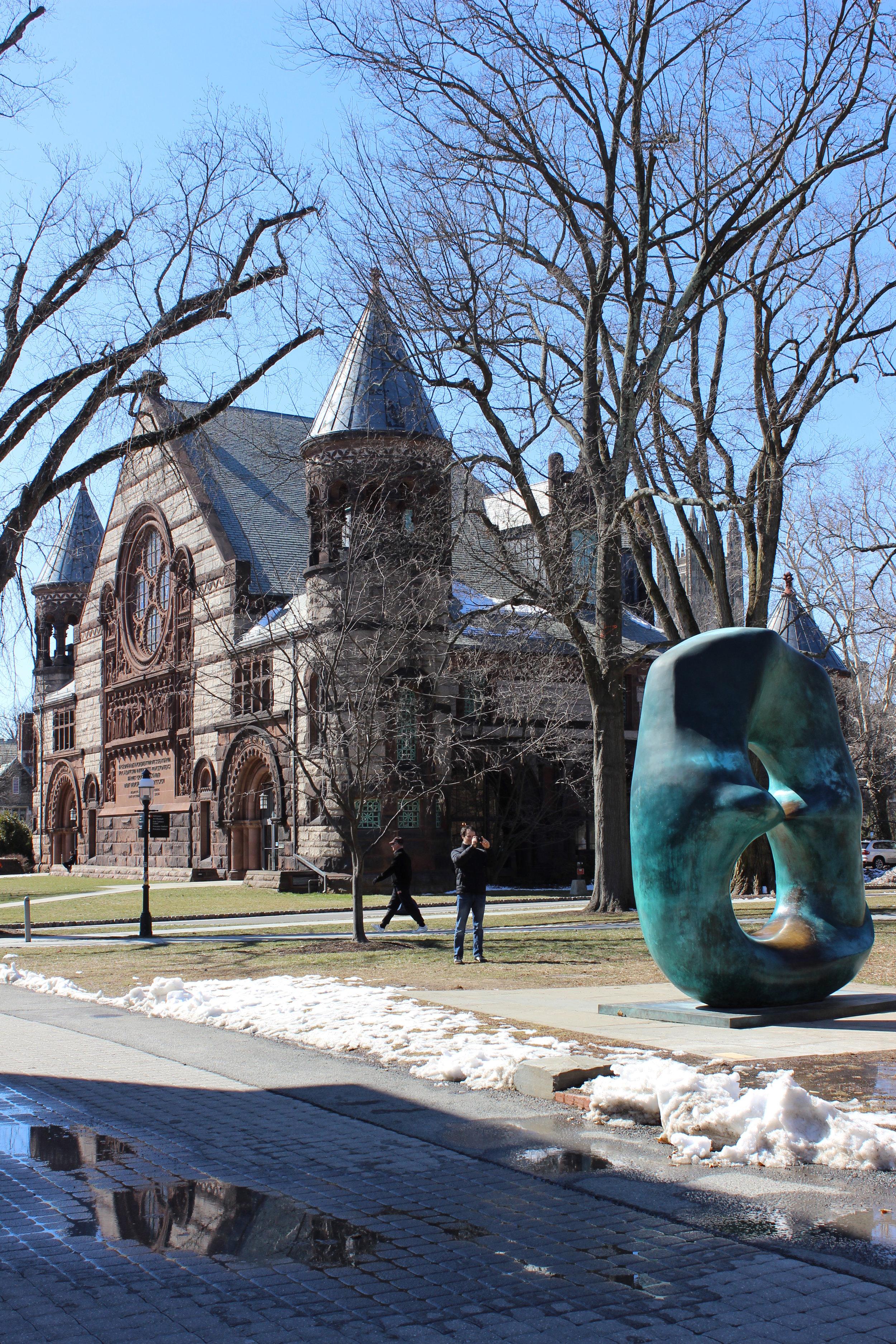Small Town NJ: Princeton