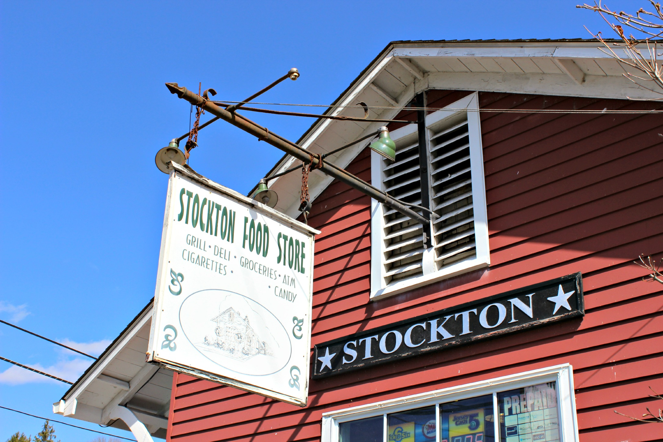 Small Town NJ: Stockton