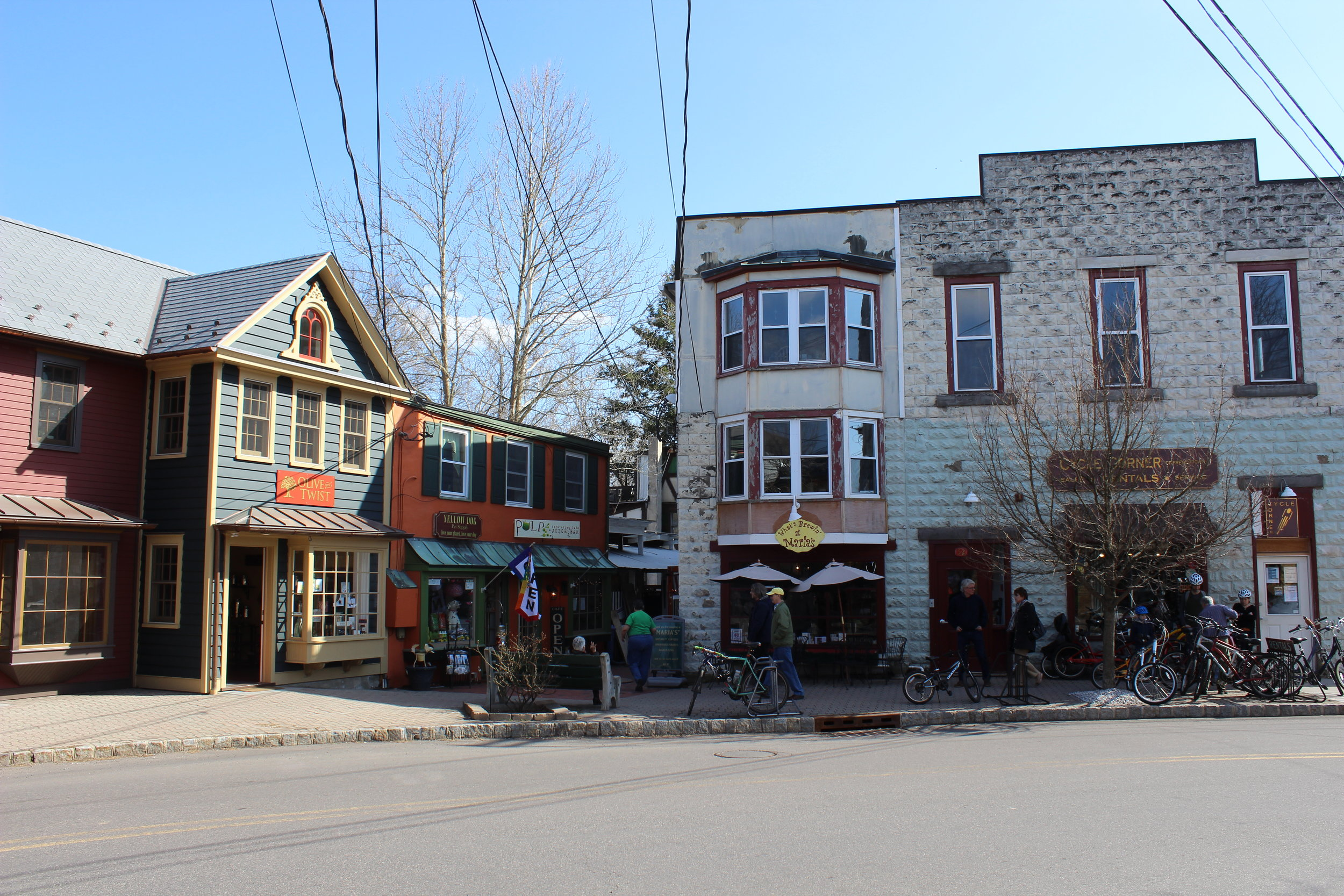 Small Town NJ: Frenchtown