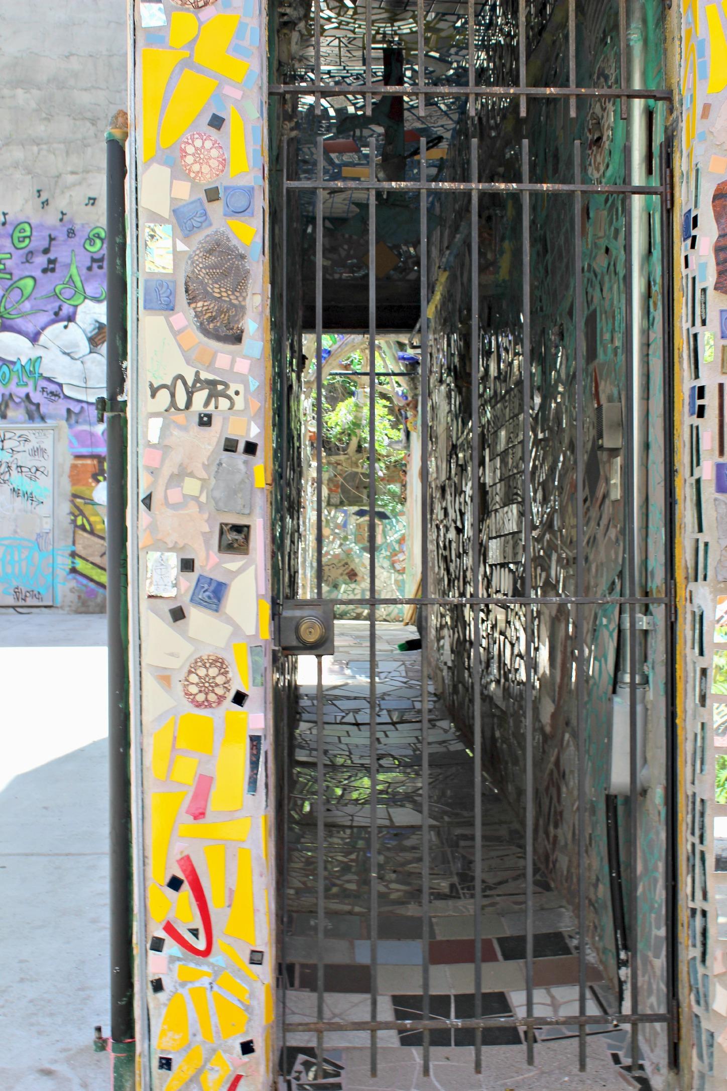 Hidden Mosaics of Philadelphia