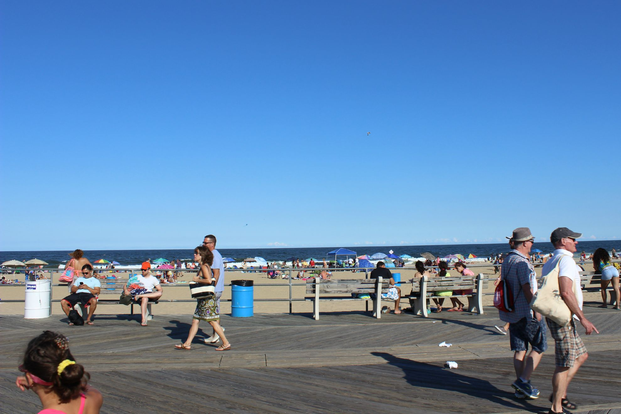 Under the Boardwalk: Long Branch and Asbury Park, NJ