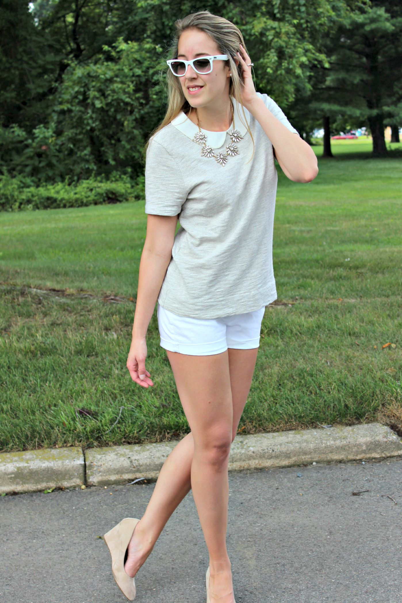 Wearing: Summer Lady