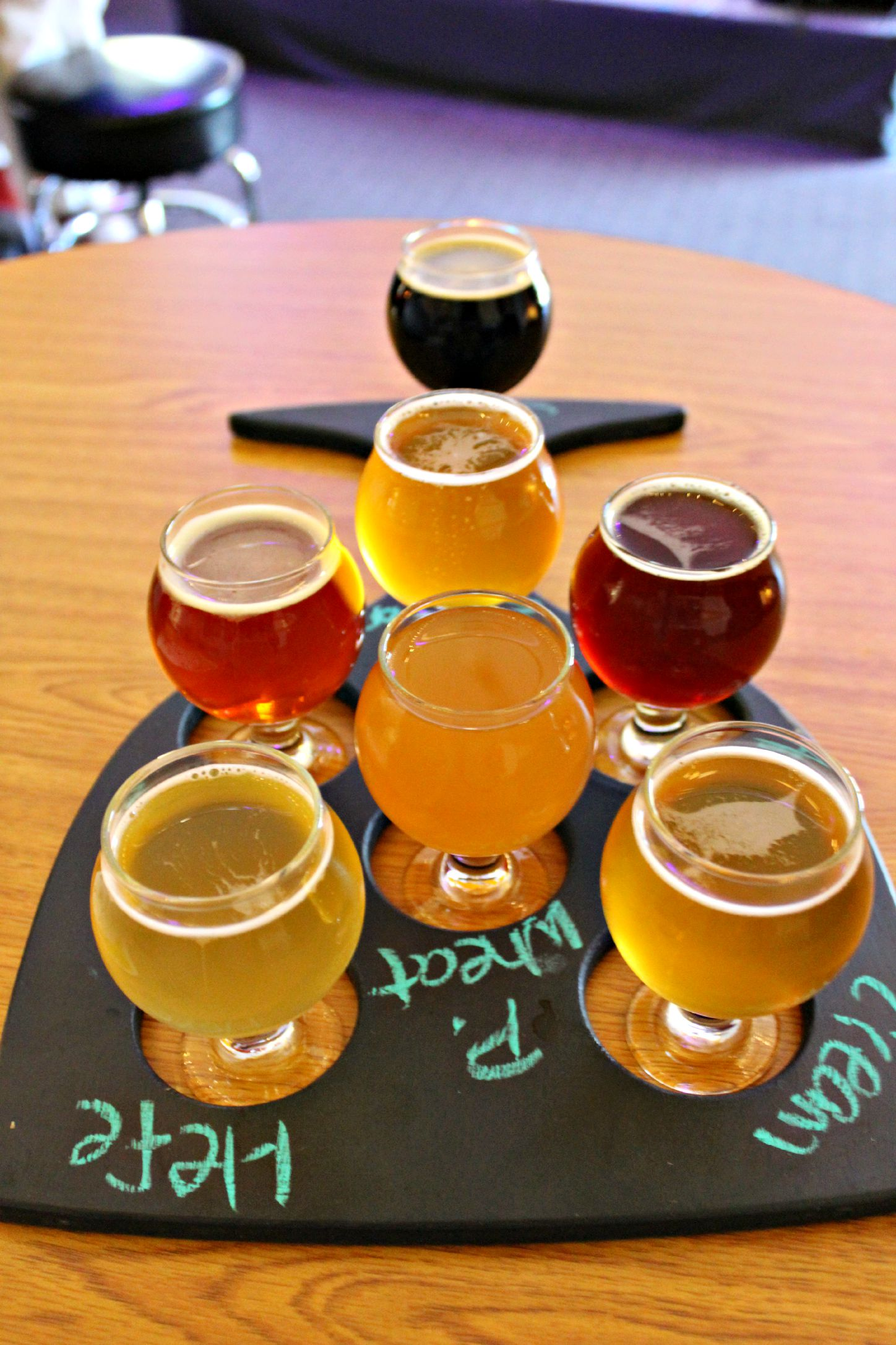 August's New Jersey and PA Brewery Tours