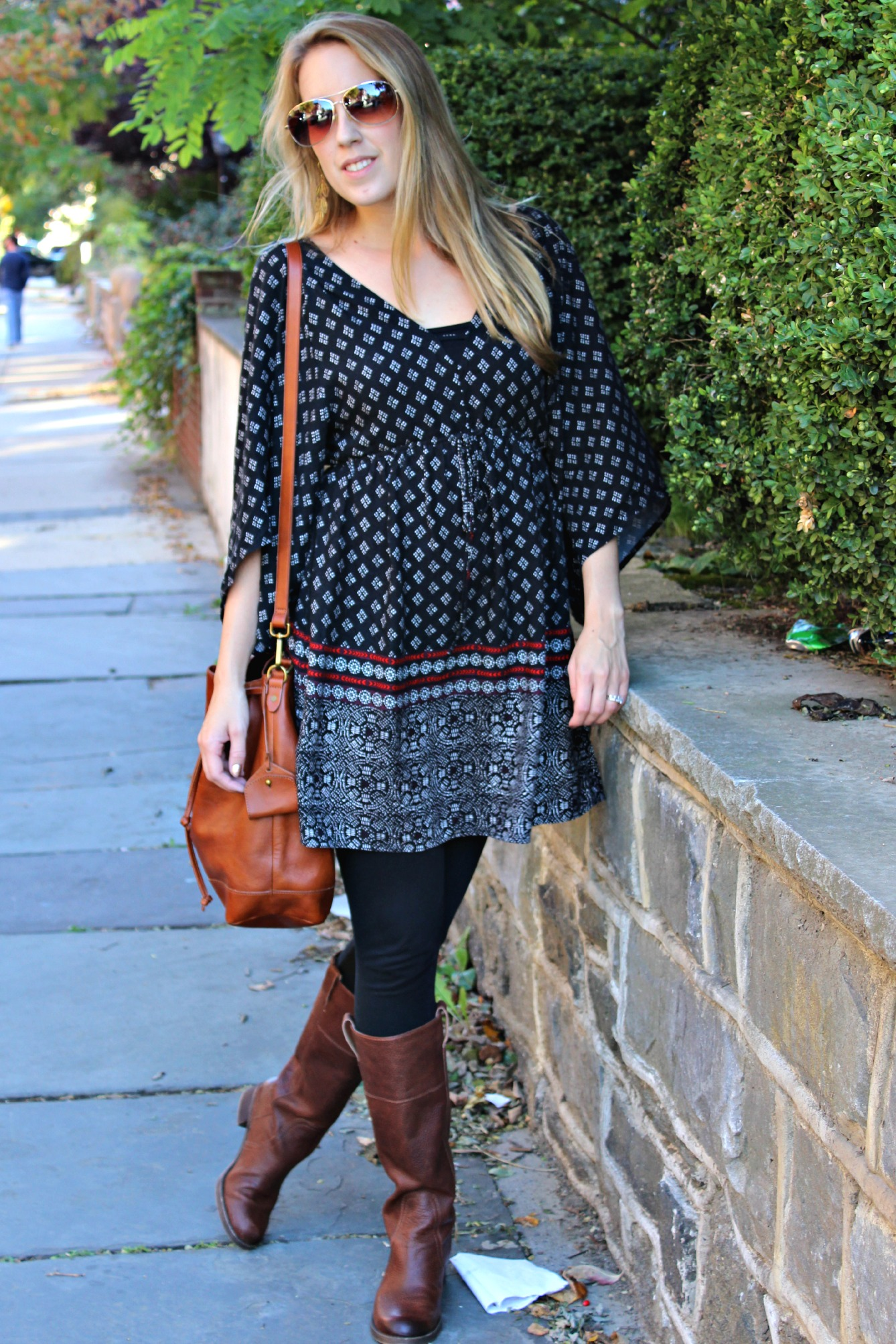 Wearing: That Fall Dress