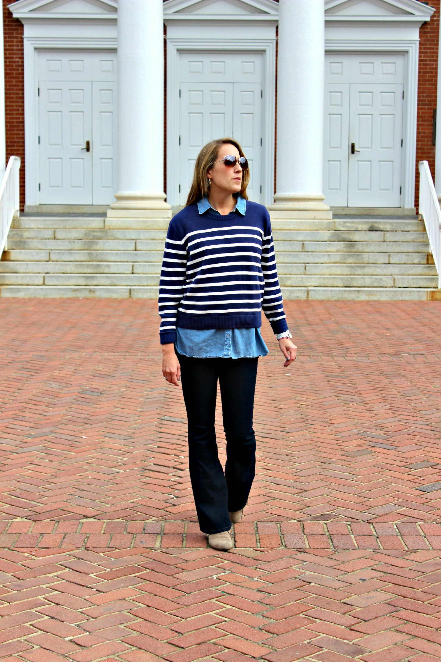 Wearing: The Fall Blues