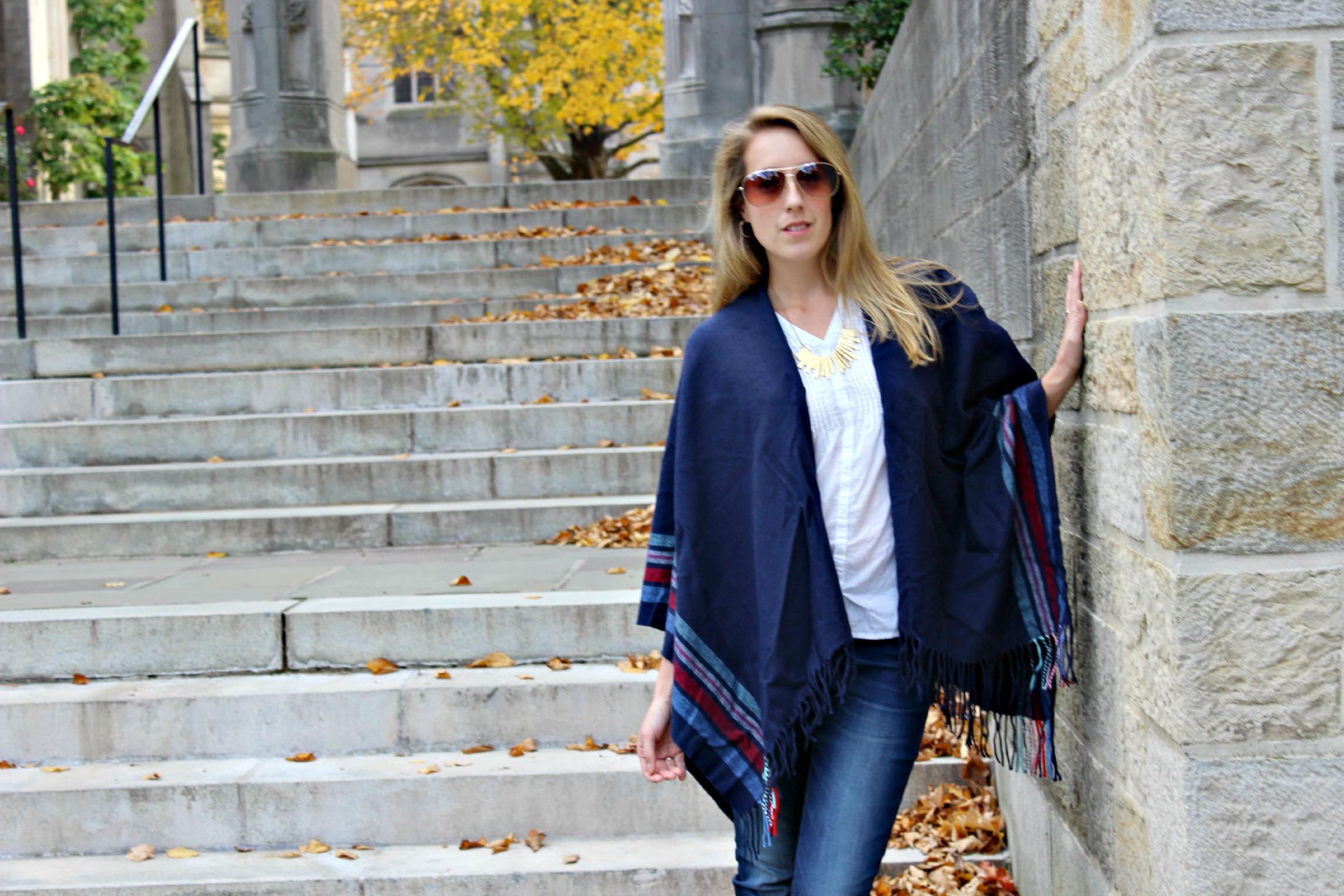 Wearing: When a Blanket is not a Blanket