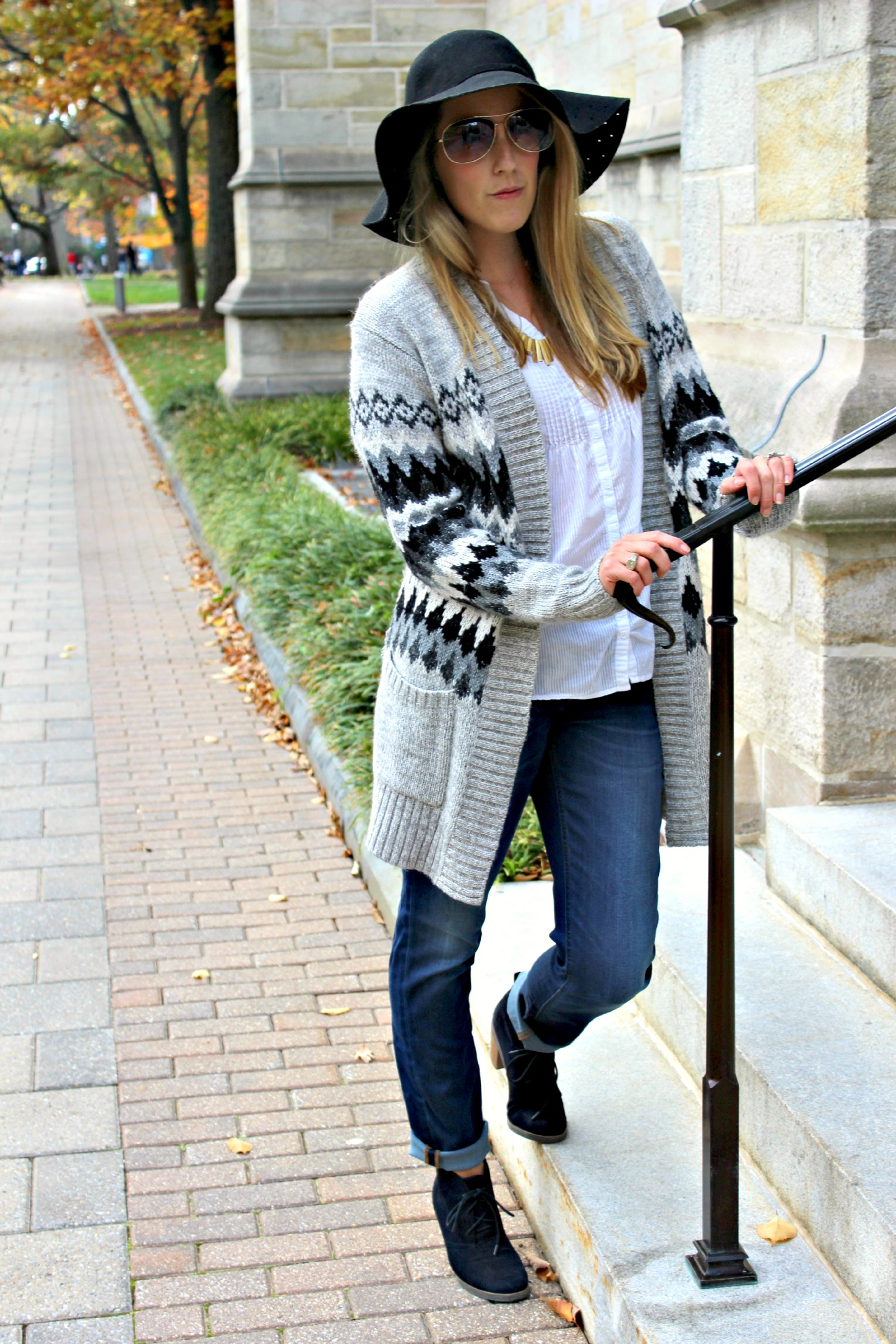 The Long Cardigan, A Fall Essential
