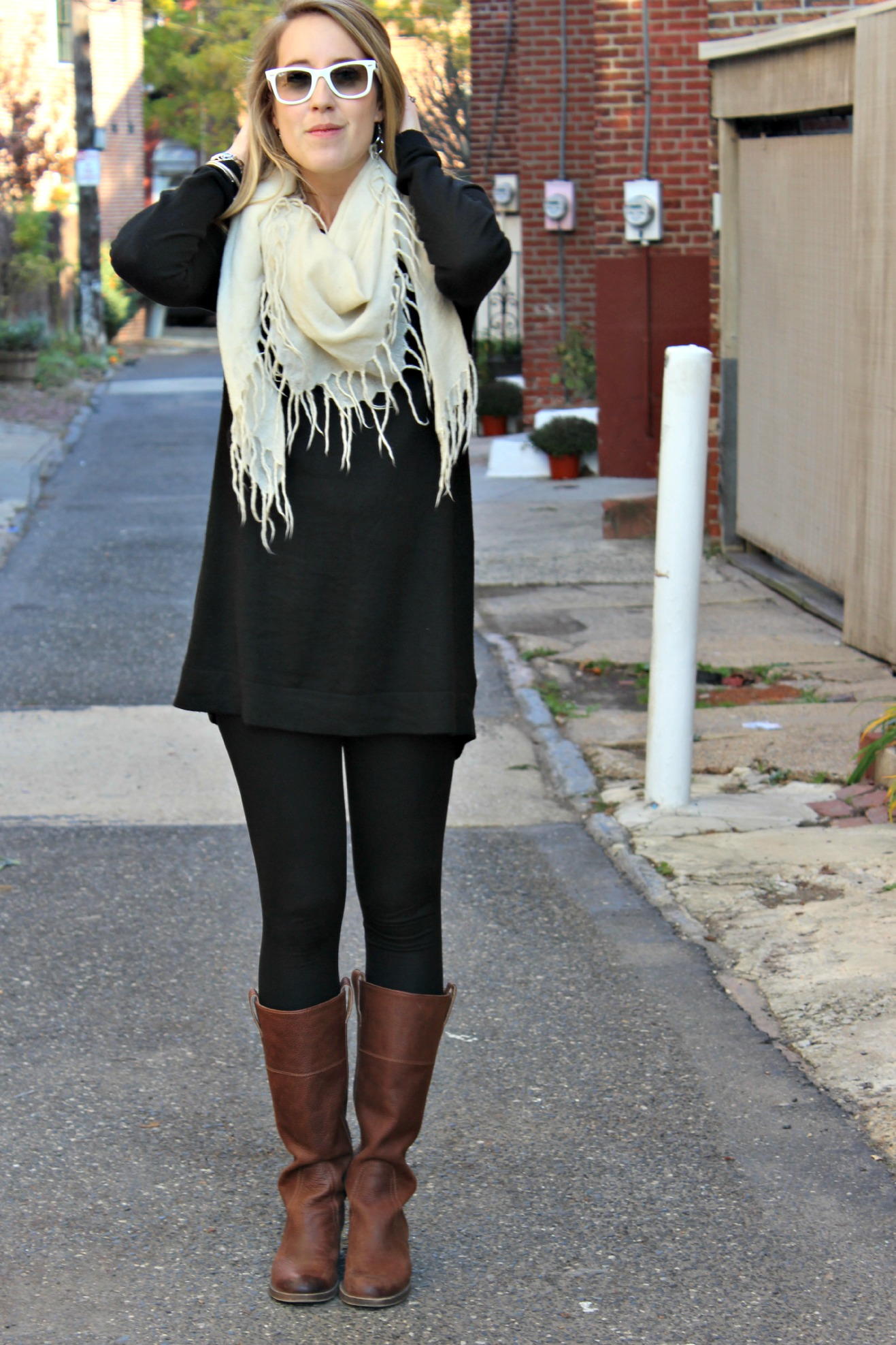 Wearing: The Lady in Black