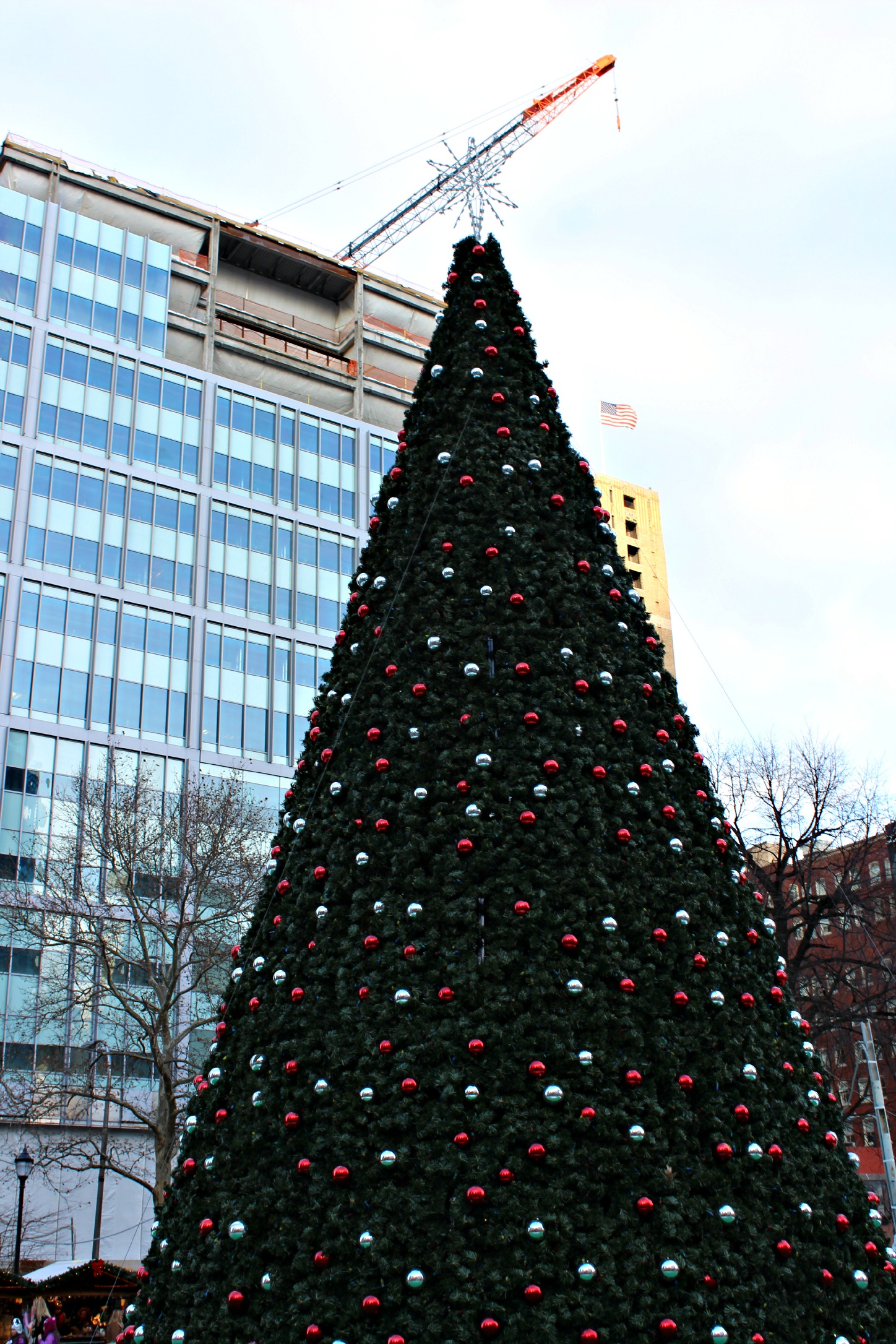 Christmastime in Philly