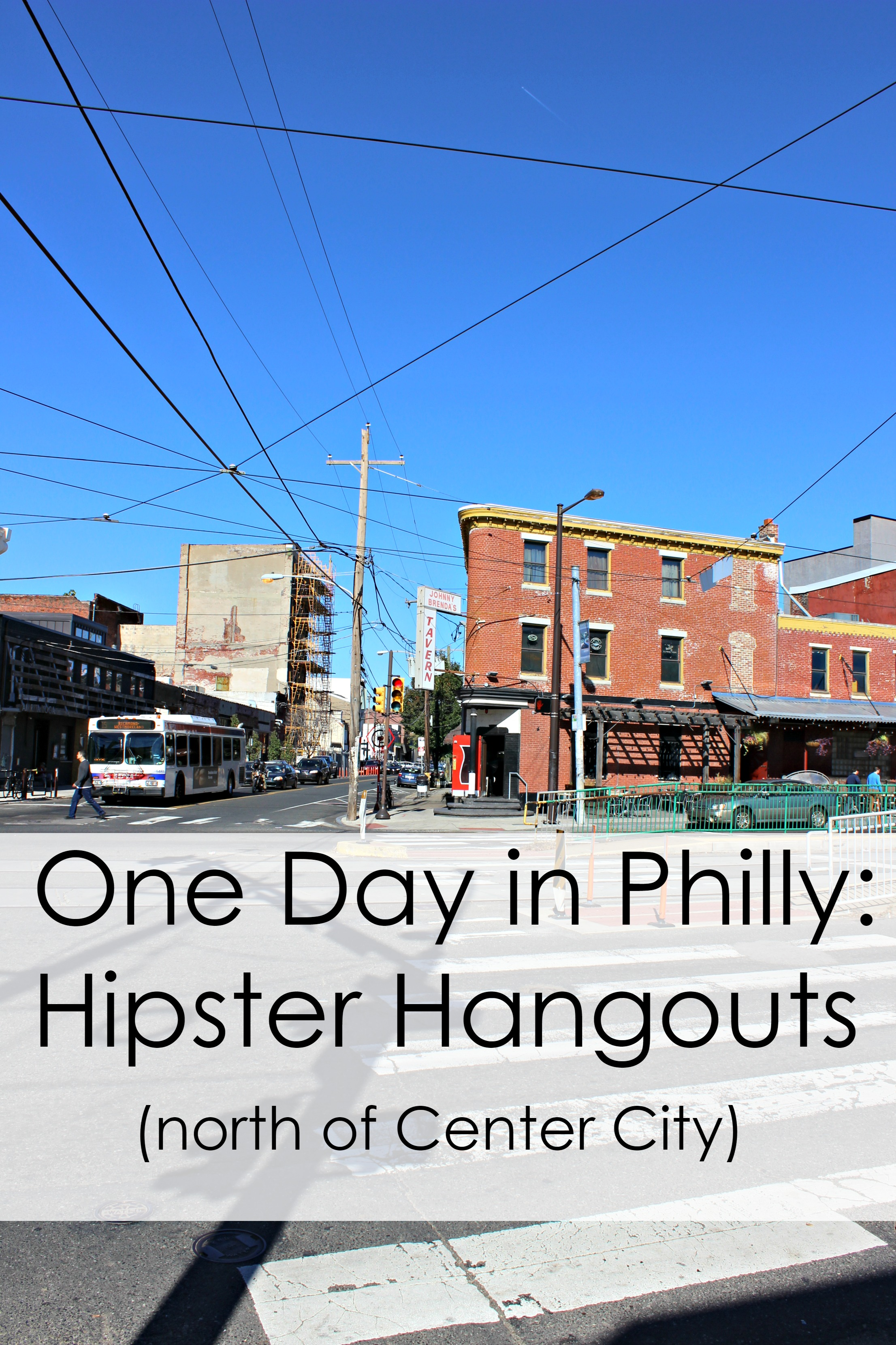 One Day in Philly: Hipster Hangouts // a day trip guide to all the hipster hangouts in Philadelphia