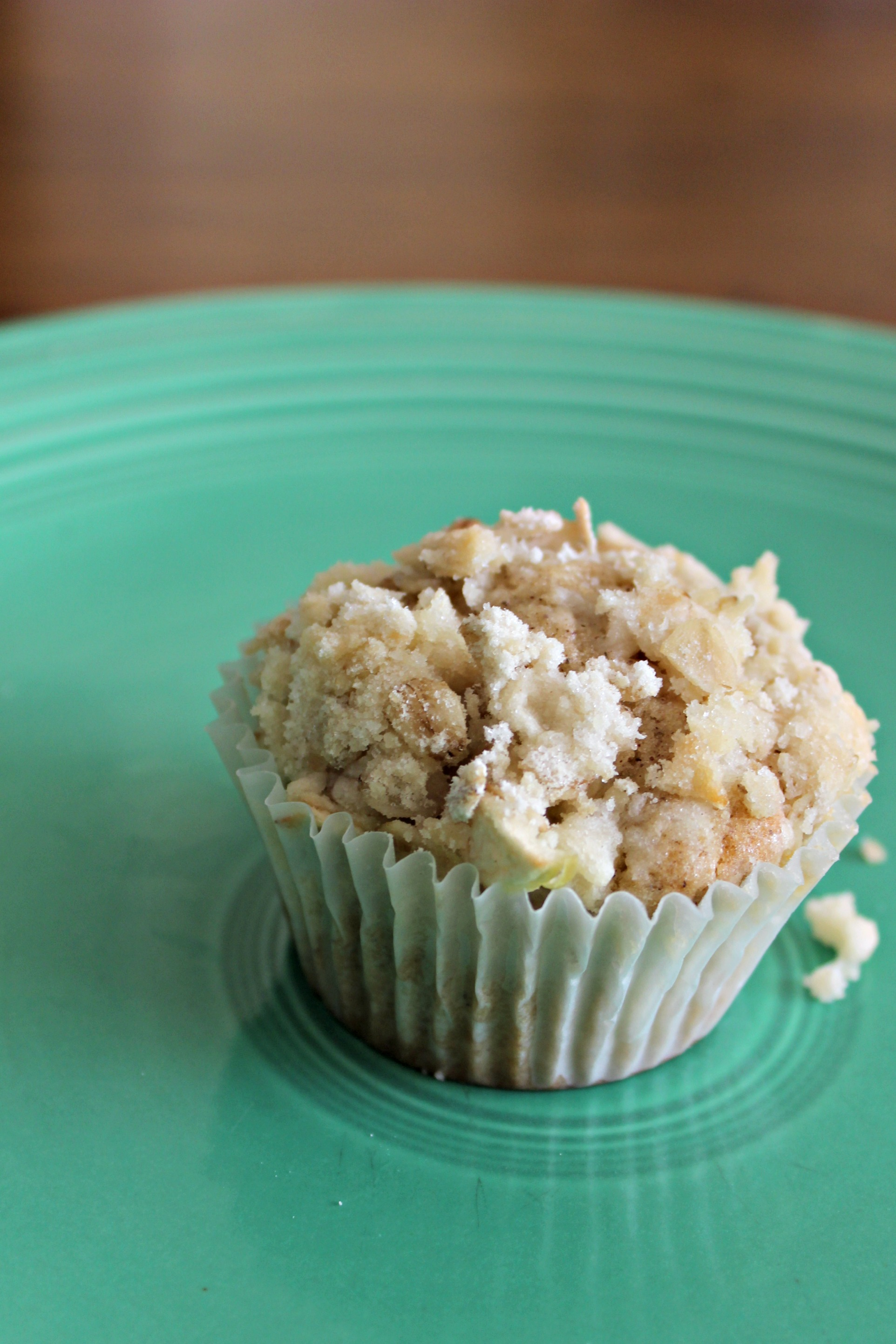 St. Patrick's Day Treat: Irish Apple Cupcakes