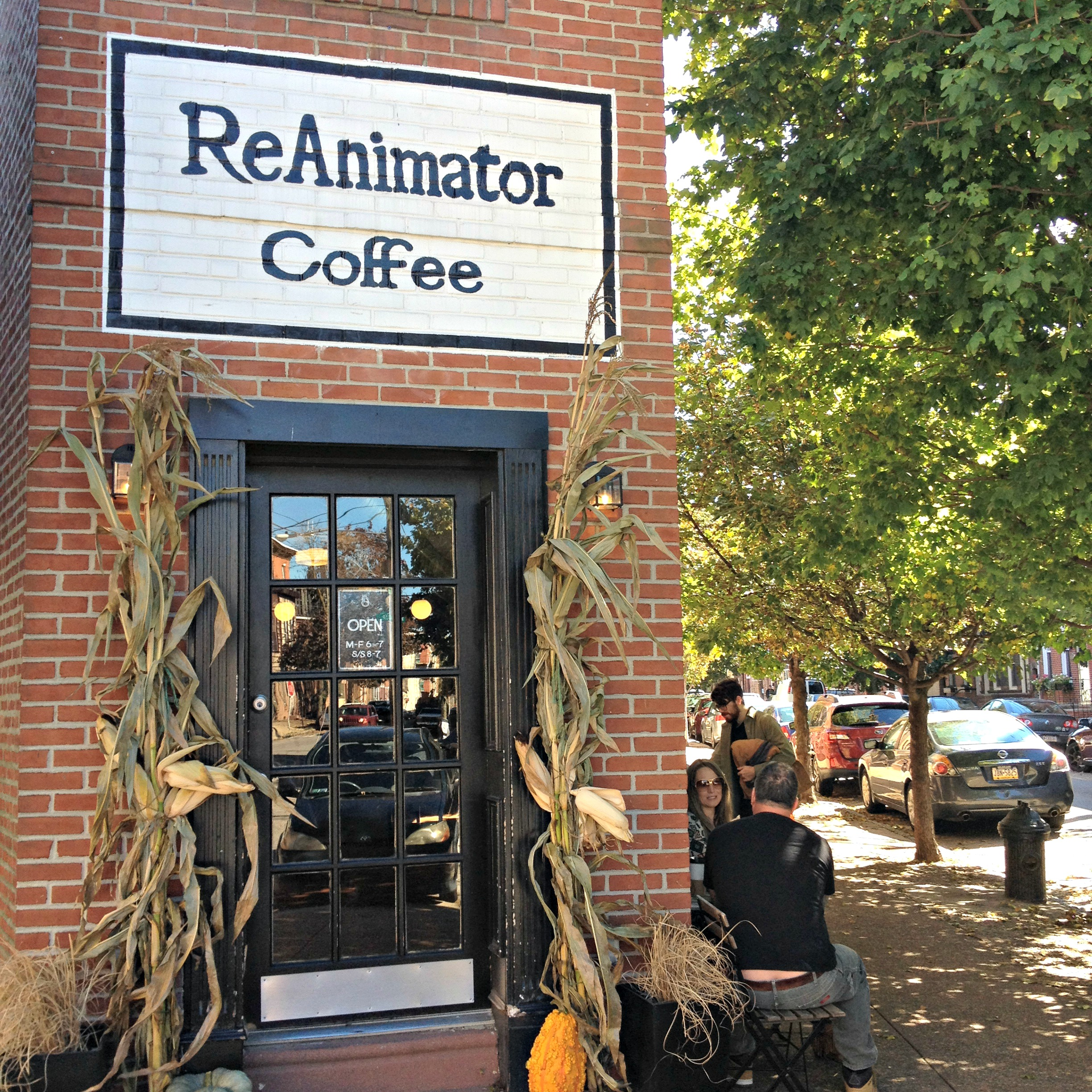 But First: Reanimator Coffee
