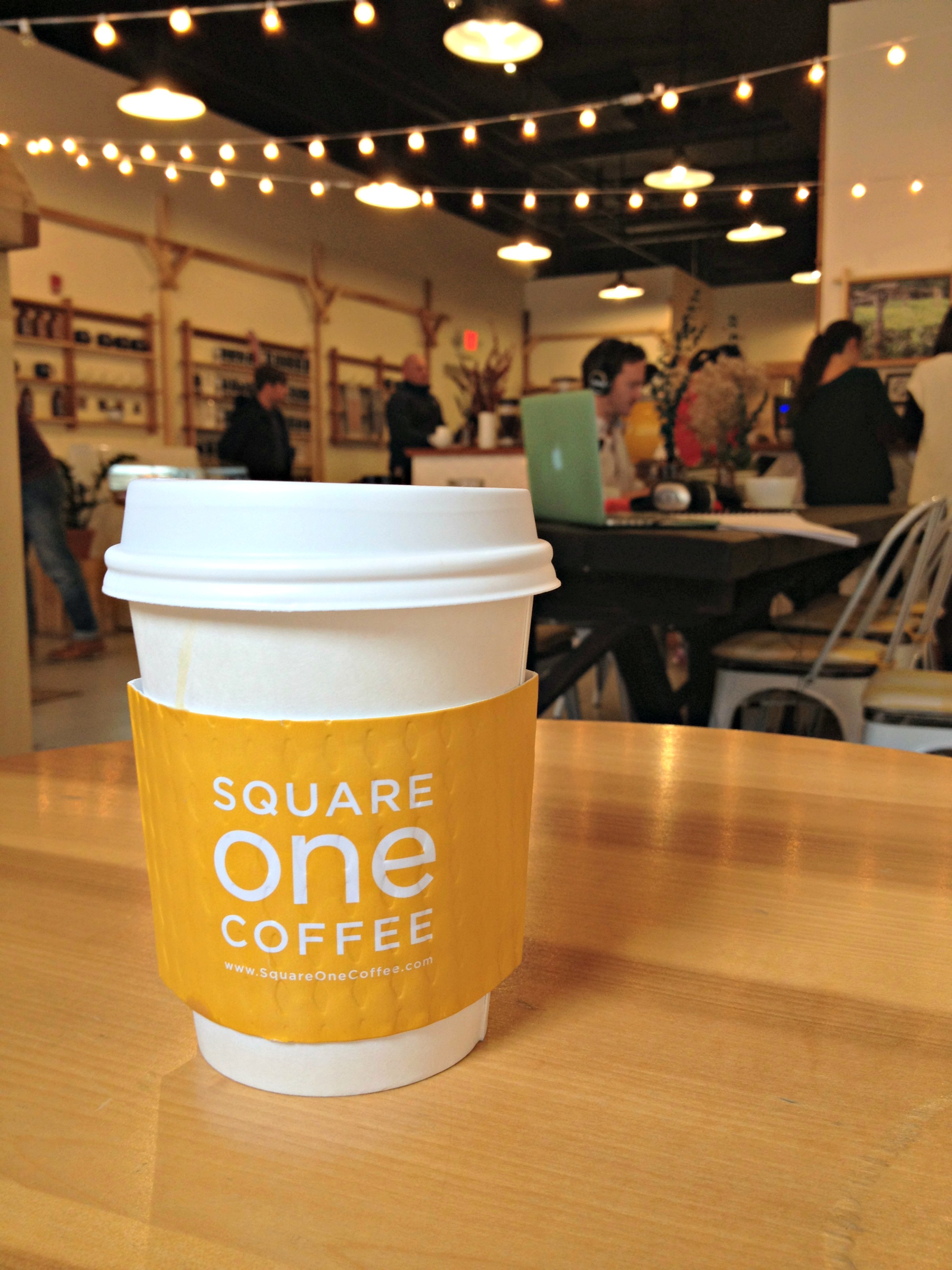But First: Square One Coffee
