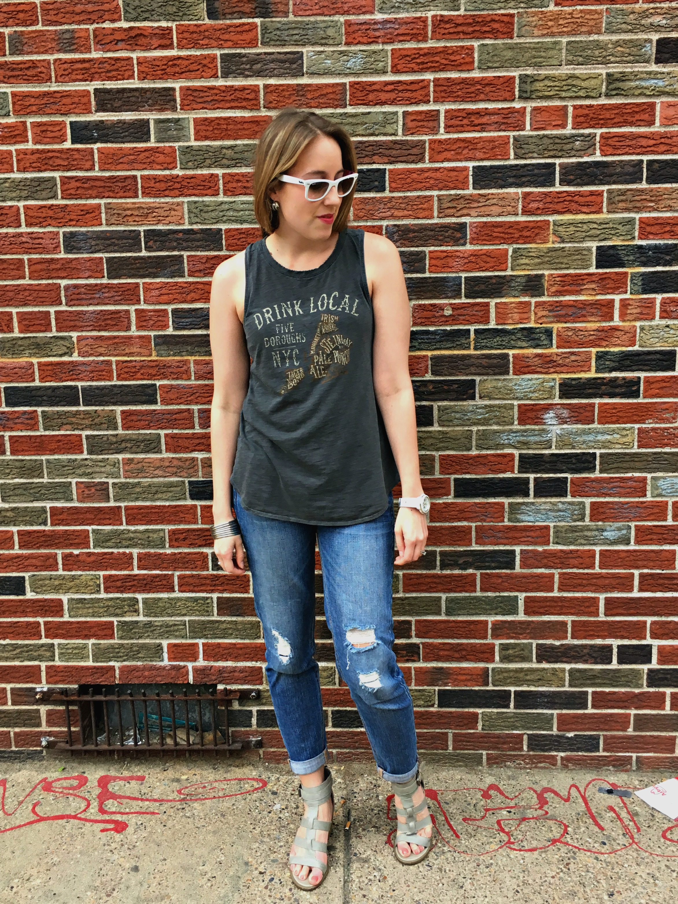 What I Wore: To A Concert