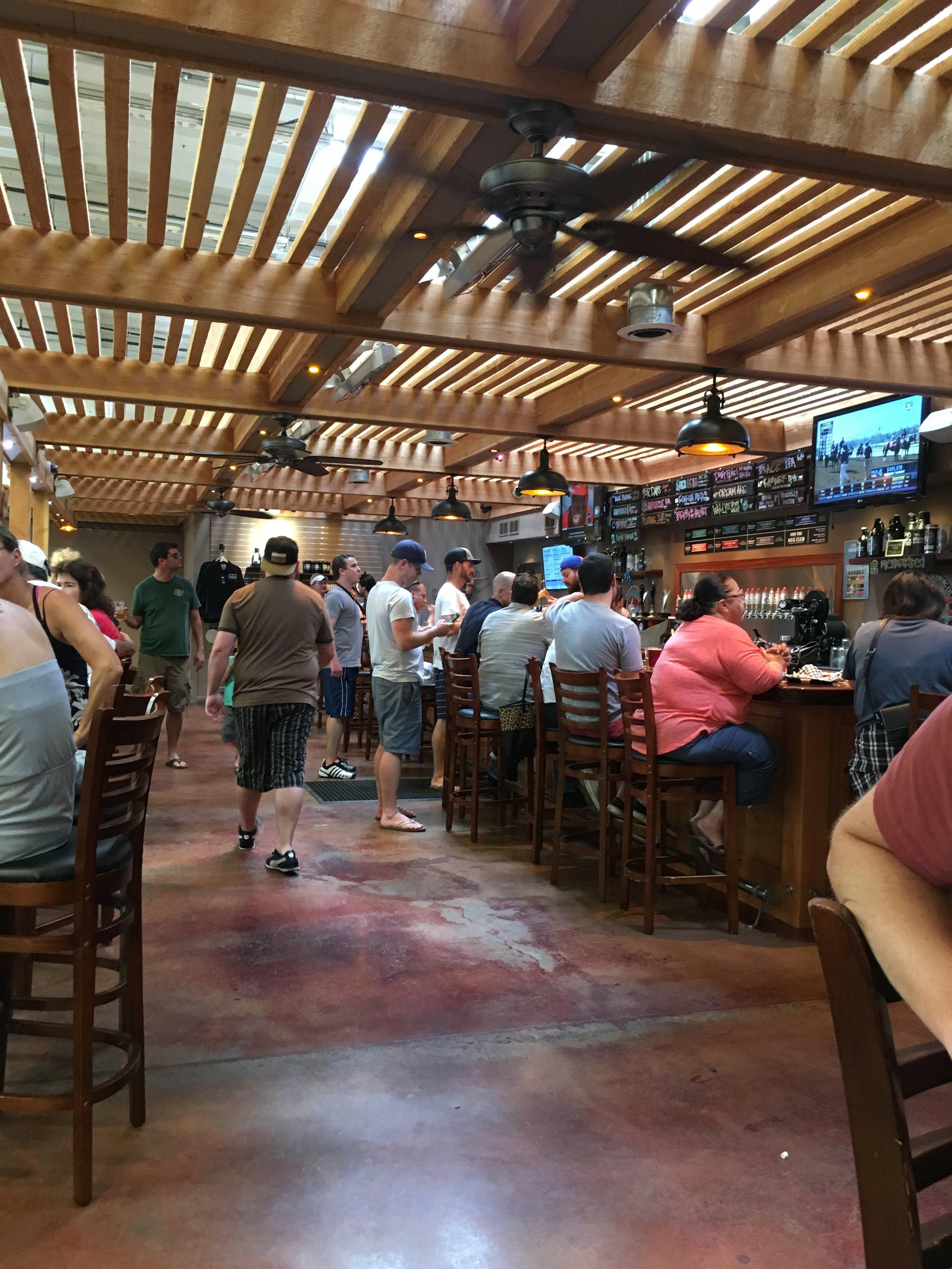 California Trip: San Diego Breweries - Buttons & Blossoms blog