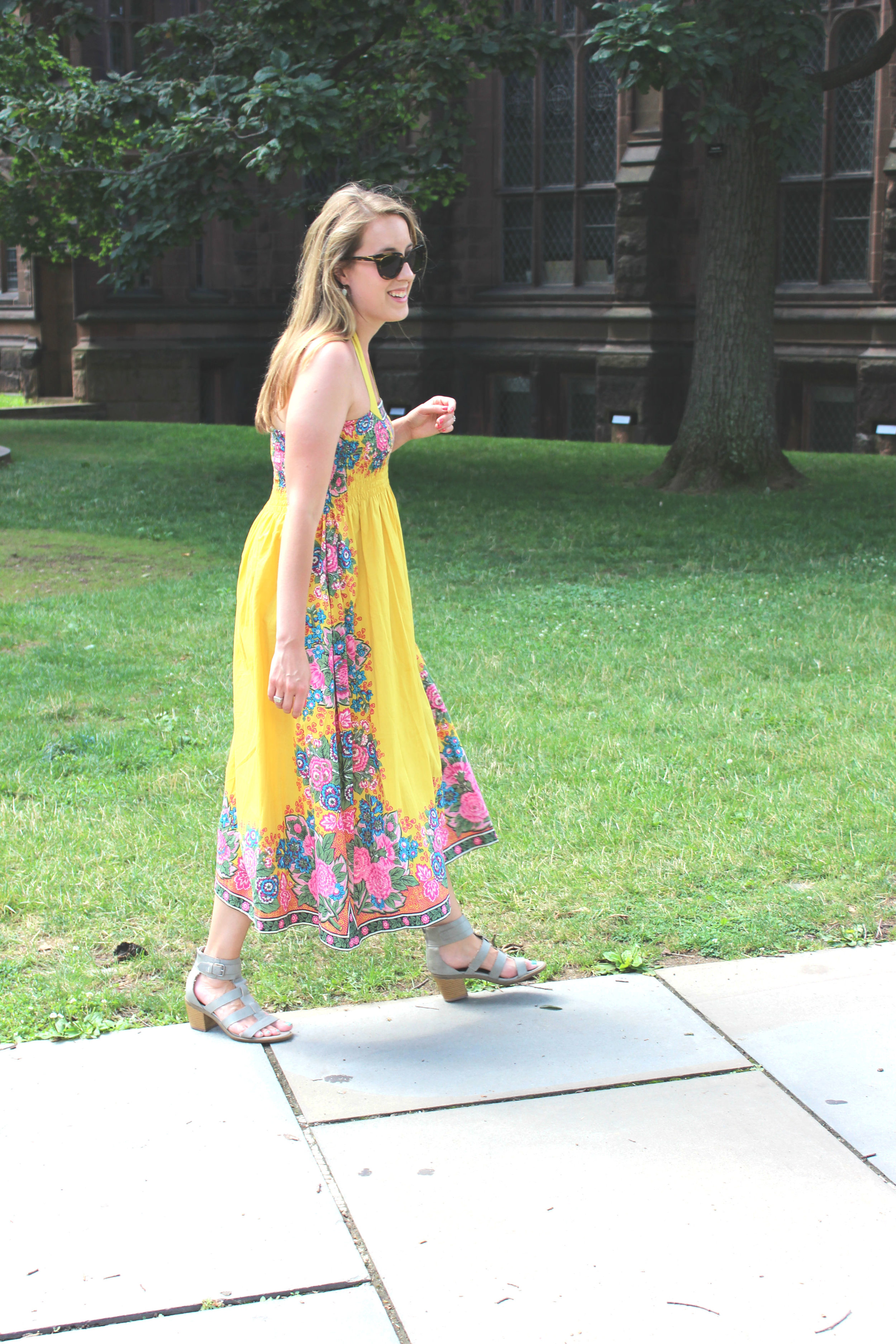 Wearing: Vintage, Summer Style