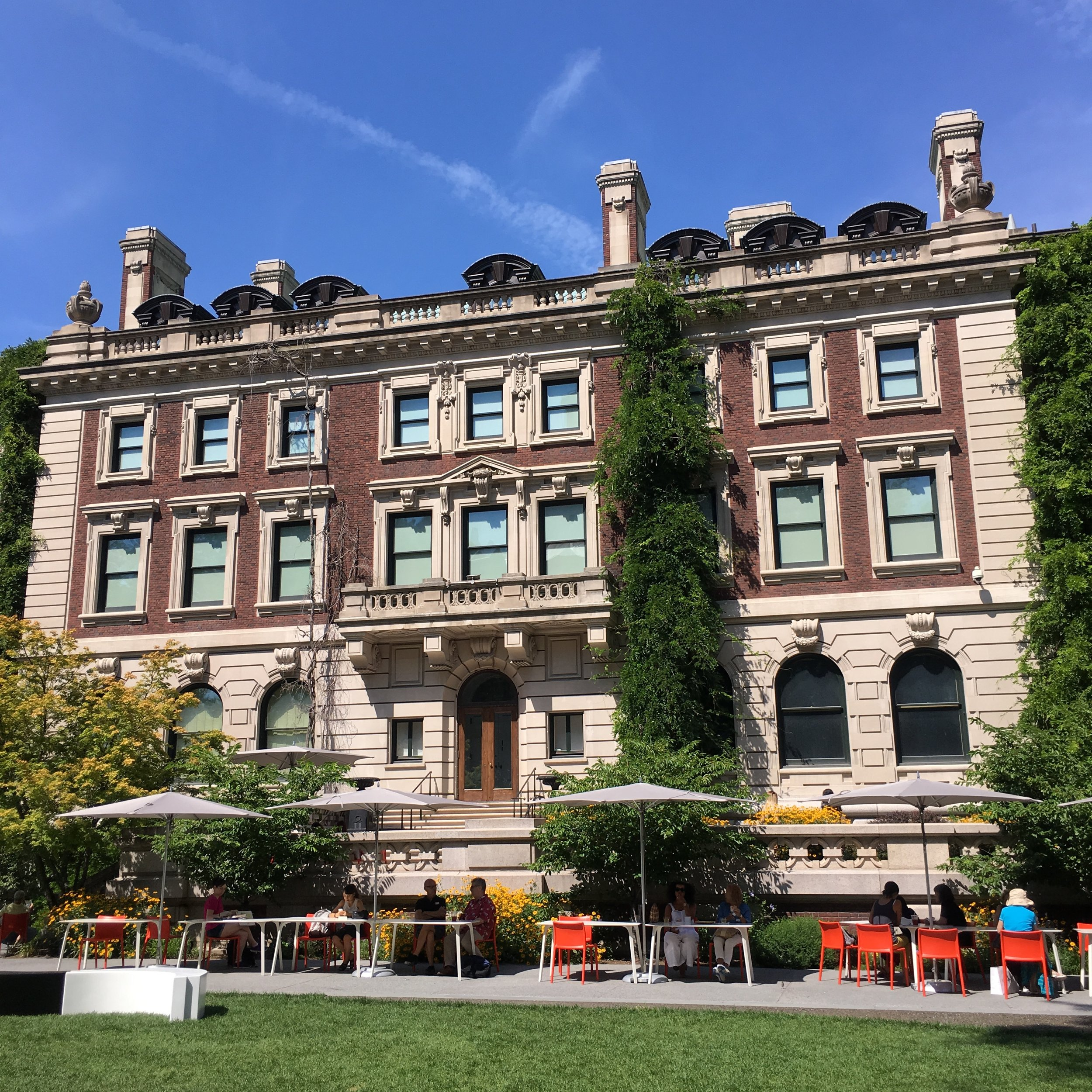 A Summer Visit to the Cooper Hewitt Museum in NYC