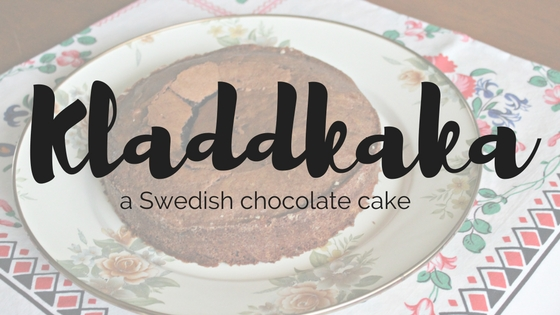 Swedish Kladdkaka