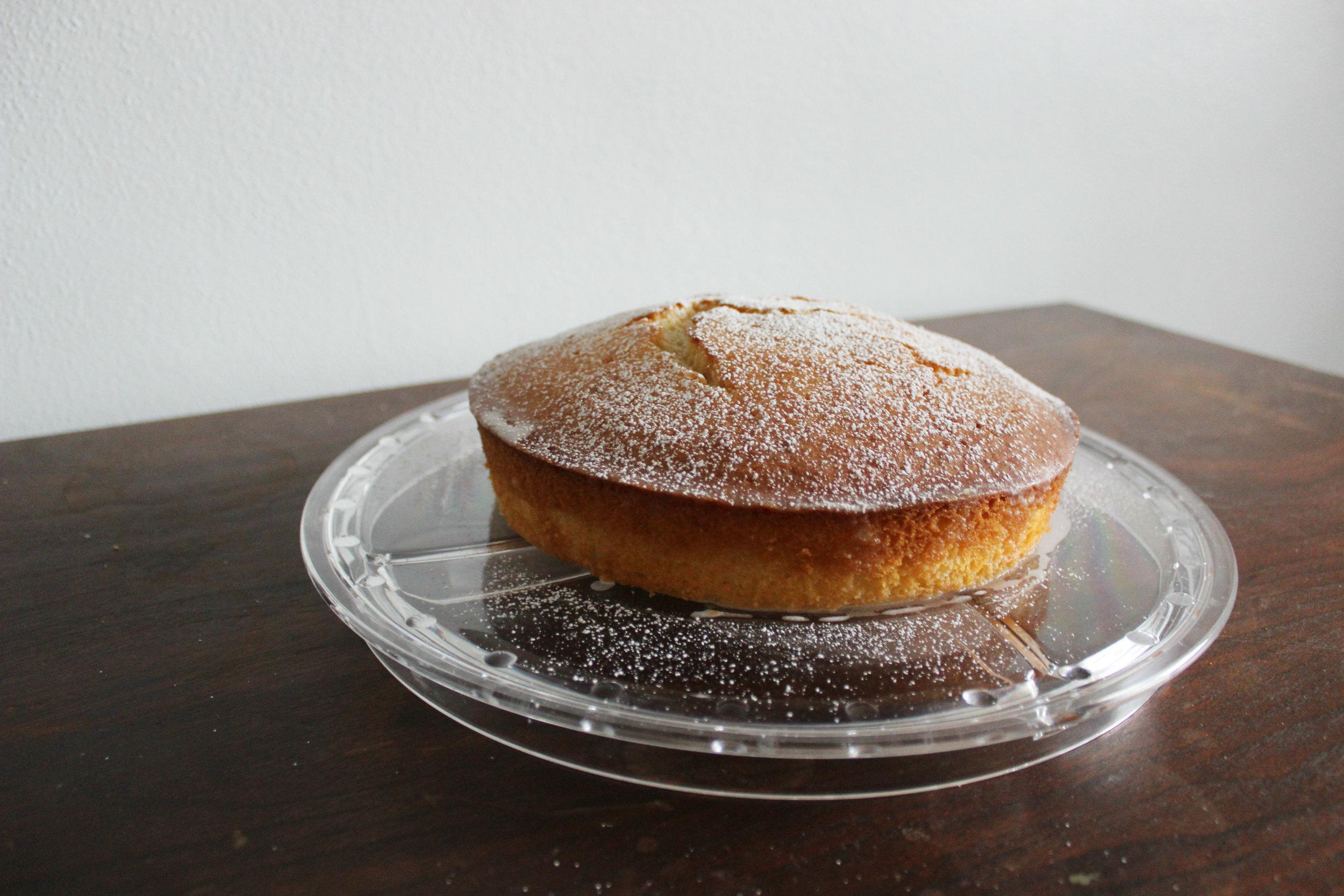 Around the World in 28 Cakes: French Grandmother's Lemon Yogurt Cake