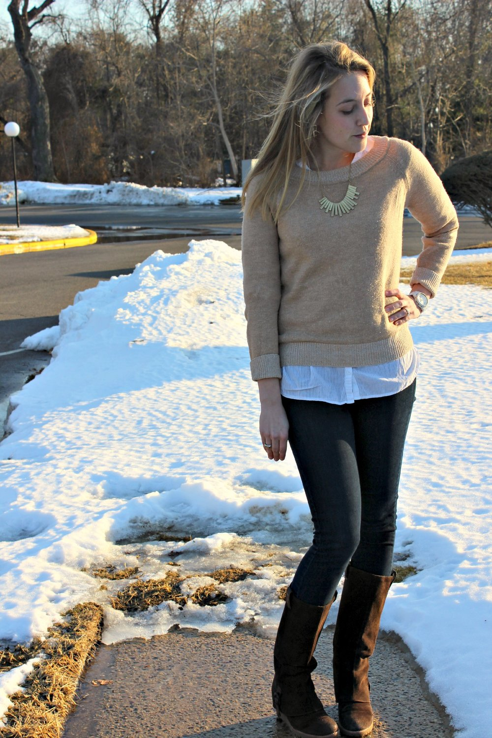 My Favorite Effortless Winter Outfits