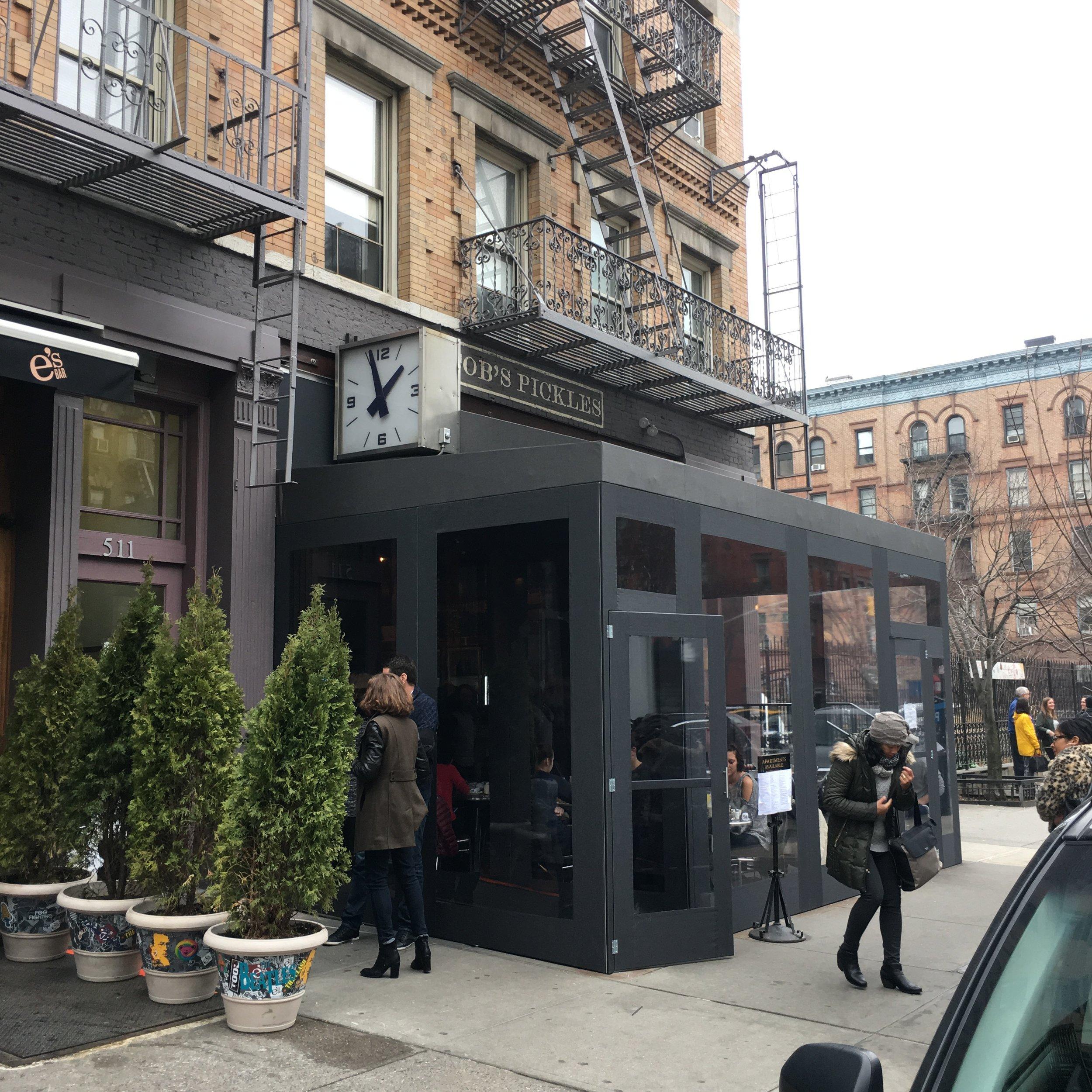 Exploring New York City on a Sunday