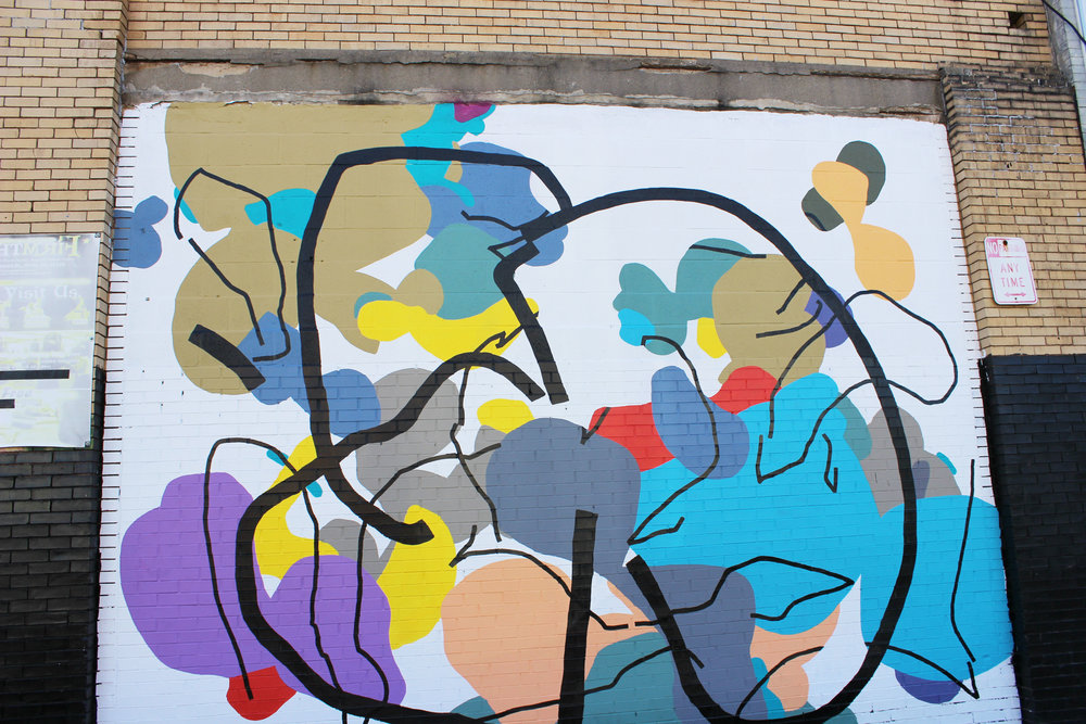Visit the Spring Arts Murals in Philadelphia