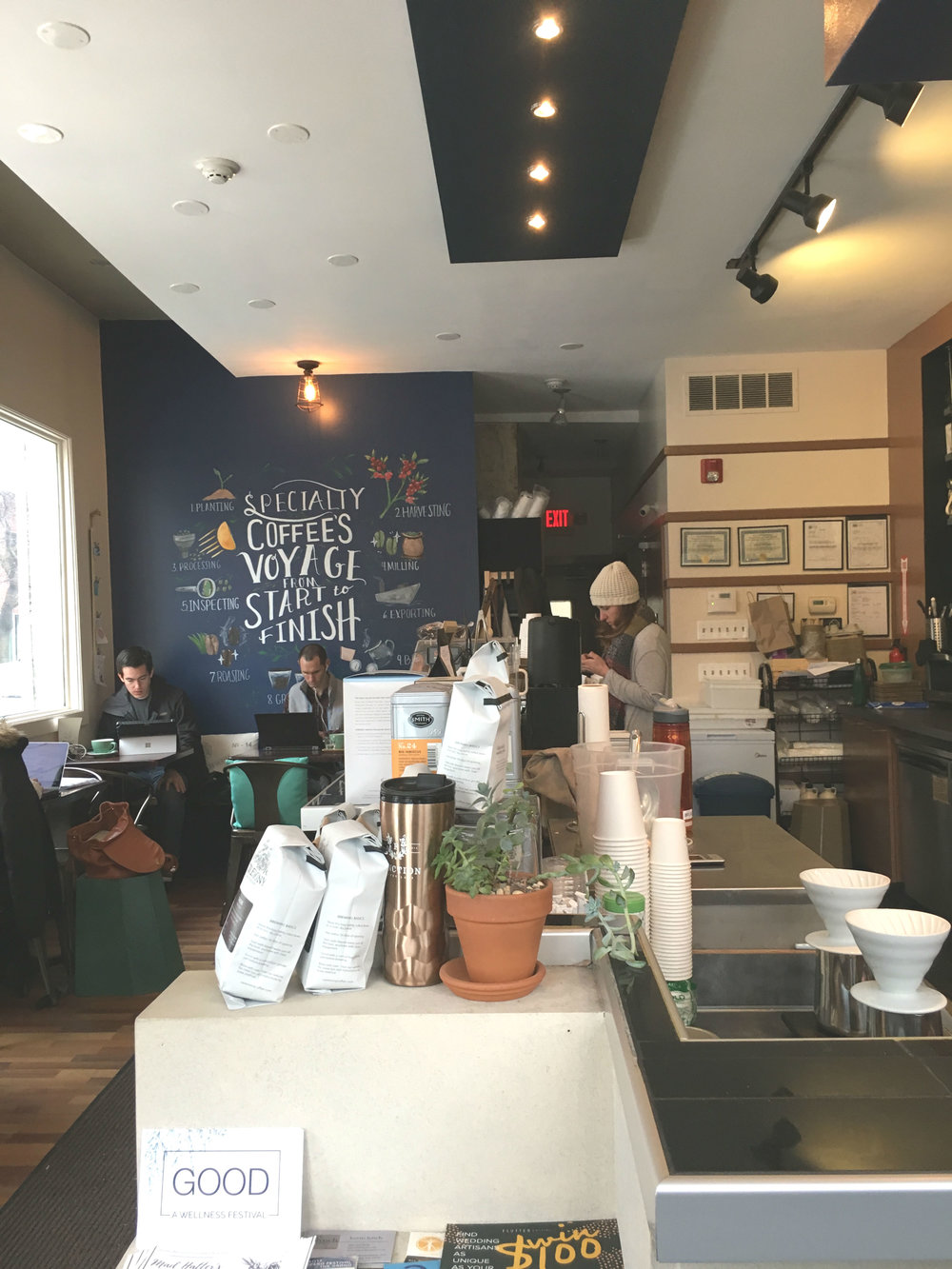 But First Coffee: Function Coffee Labs in Philadelphia