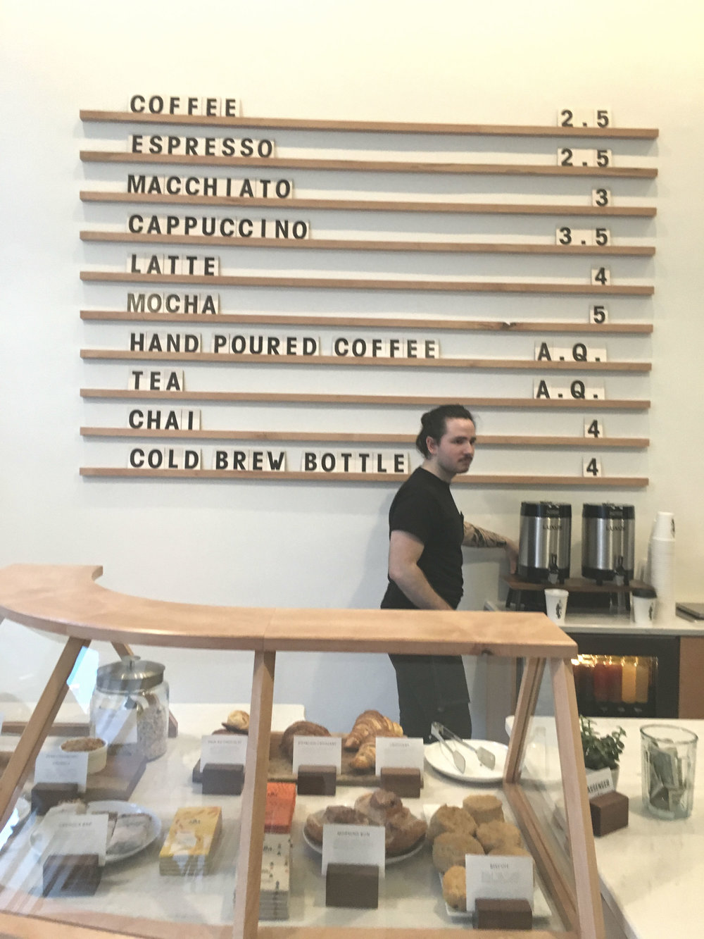 But First Coffee: Passenger Coffee in Lancaster, PA