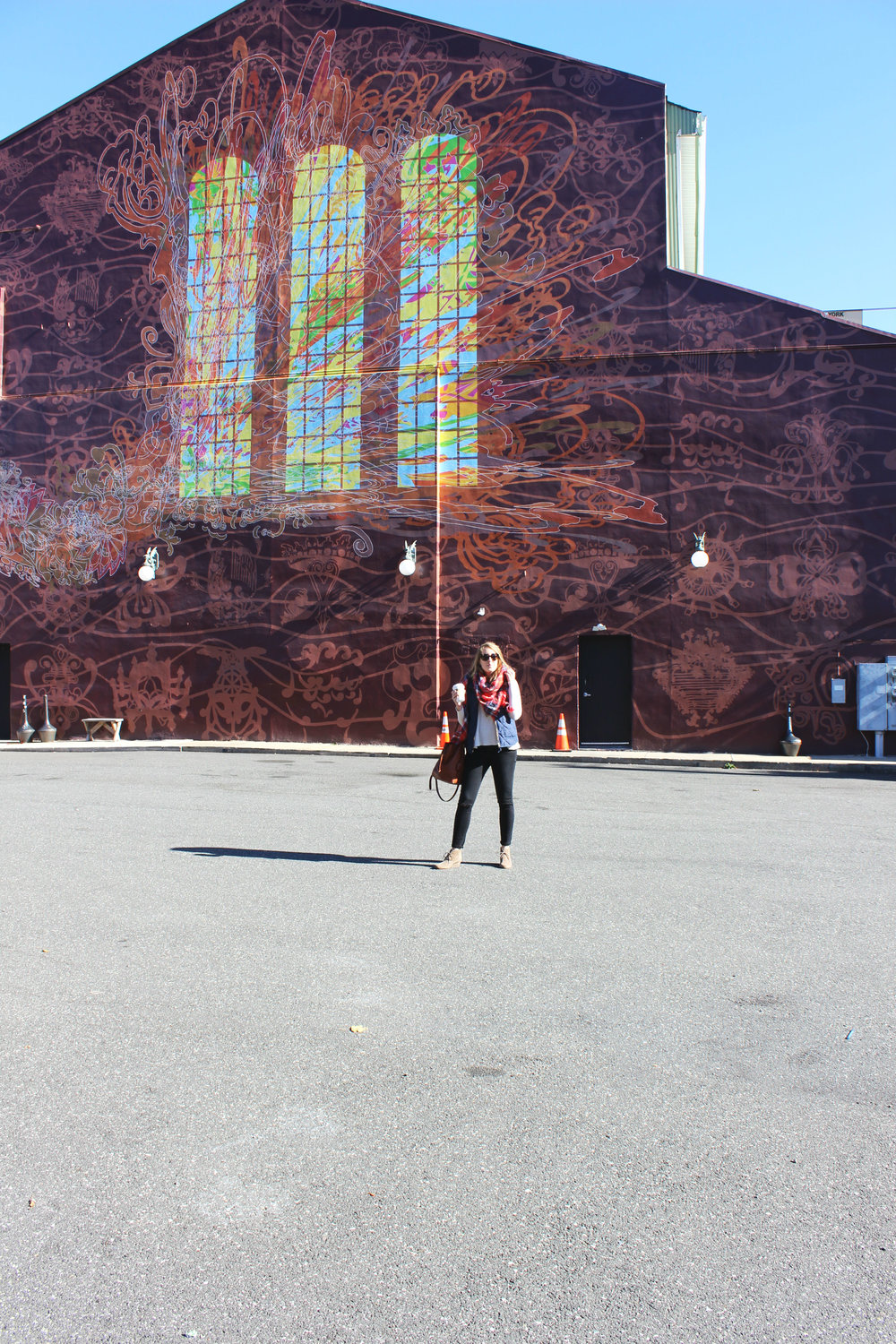 A Visit to the Spring Arts Murals in Philadelphia