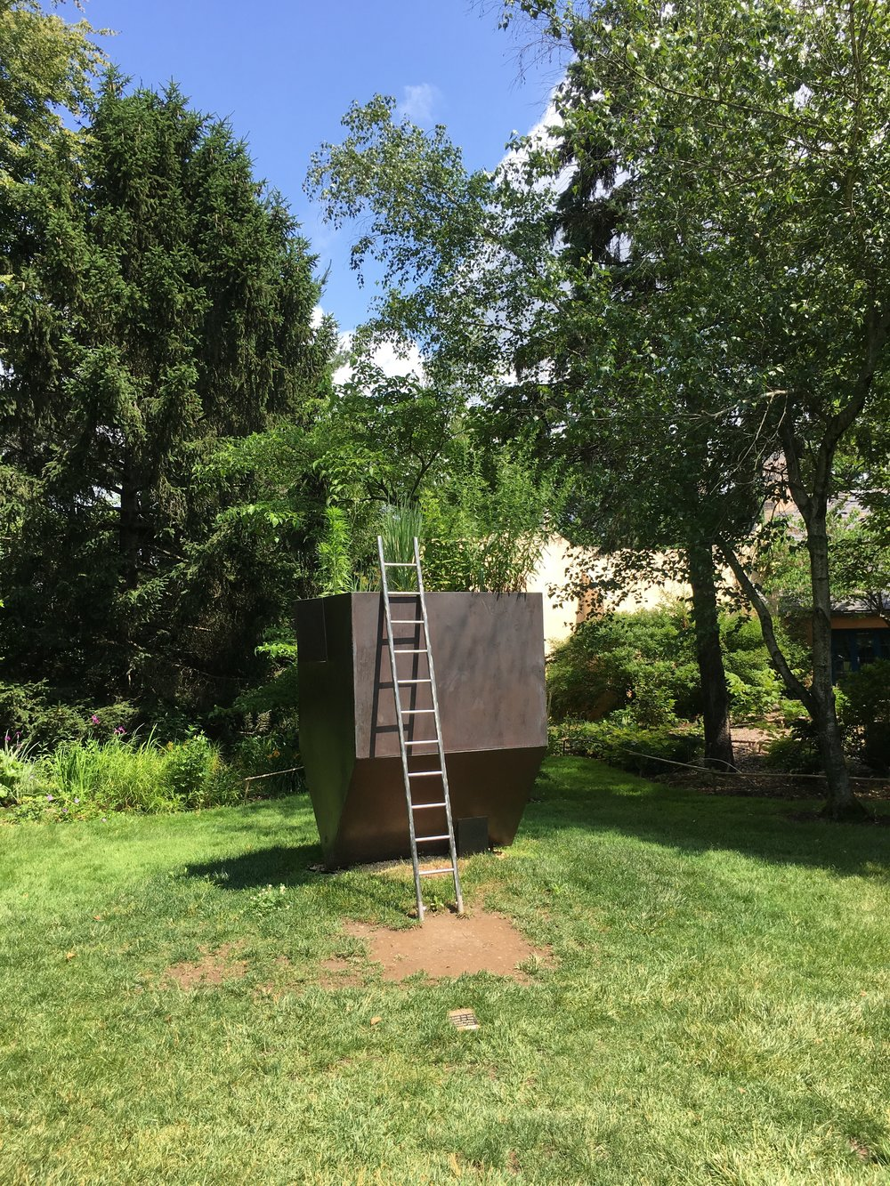 A Summer Sunday at Grounds for Sculpture