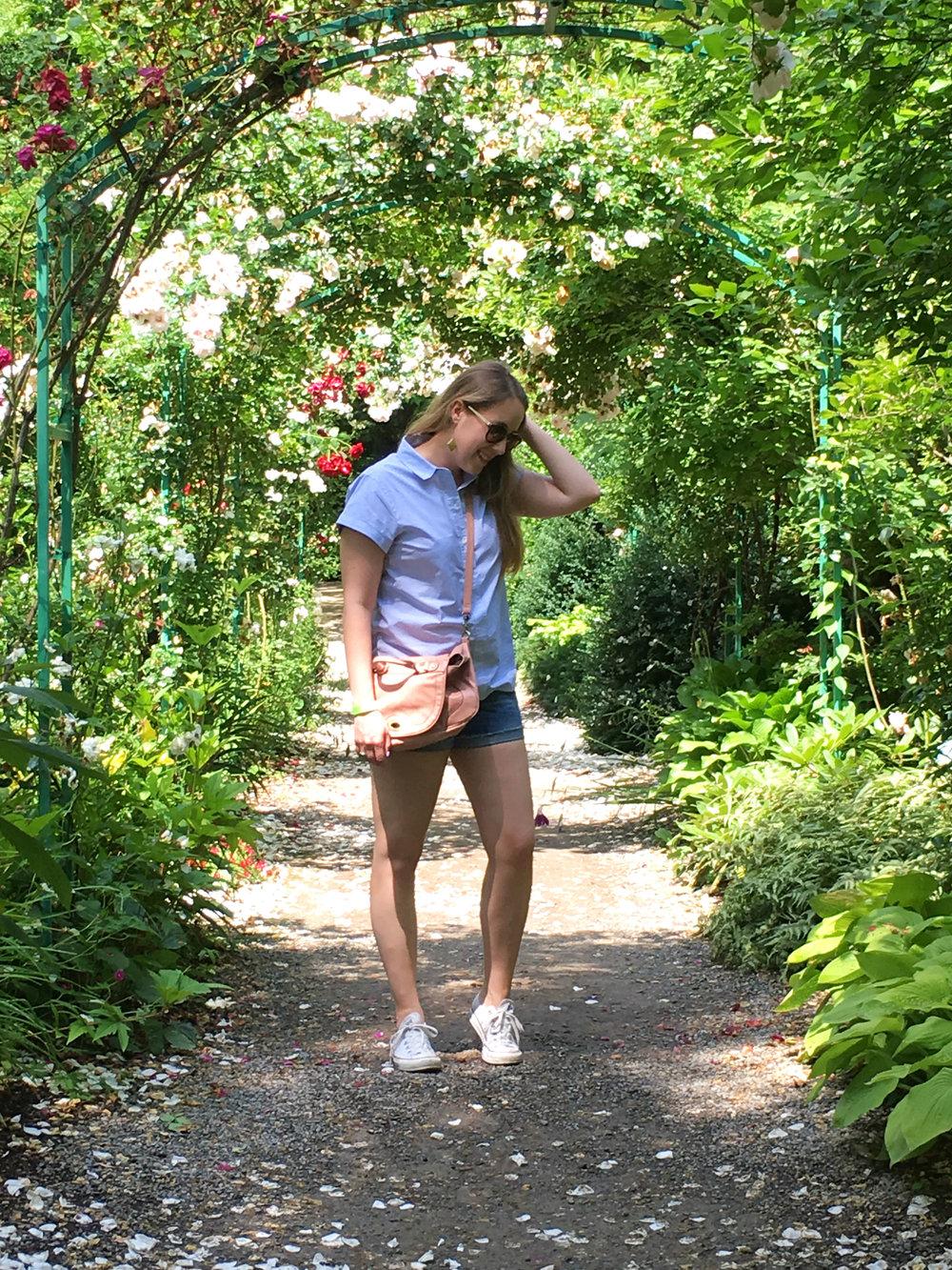 Summer Time Button Down Shirt