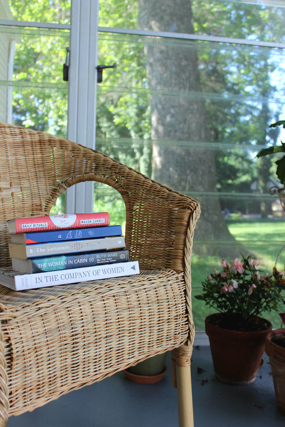 What's on my summer reading list for 2017