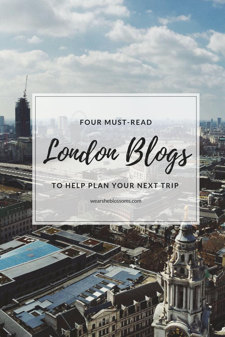 Four Blogs to Help You Plan Your Next London Adventure